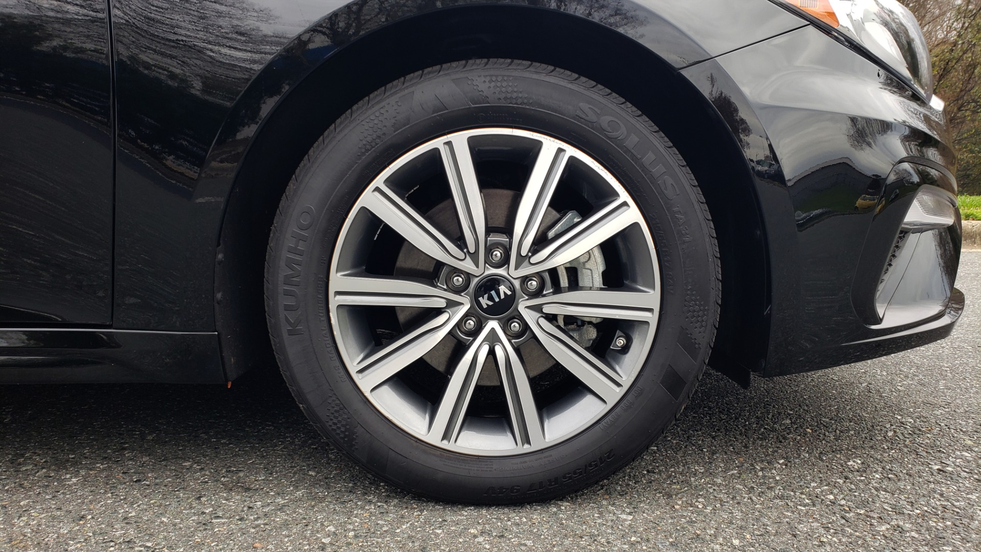 Used 2019 Kia OPTIMA LX AUTO / 2.4L 4-CYL / 6-SPD AUTO / REARVIEW / LOW MILES for sale $17,995 at Formula Imports in Charlotte NC 28227 78