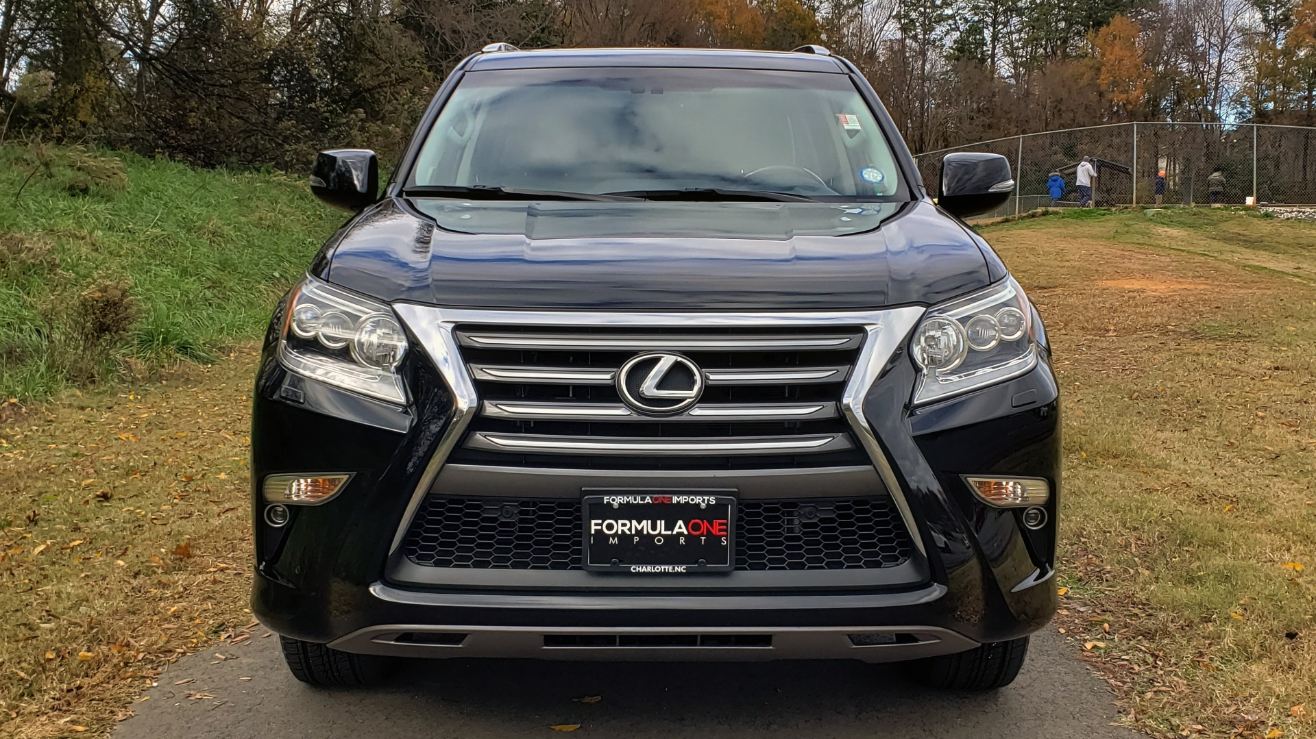 Used 2017 Lexus GX 460 PREMIUM / 4WD / NAV / SUNROOF / 3-ROW / BSM / REARVIEW for sale $34,995 at Formula Imports in Charlotte NC 28227 23