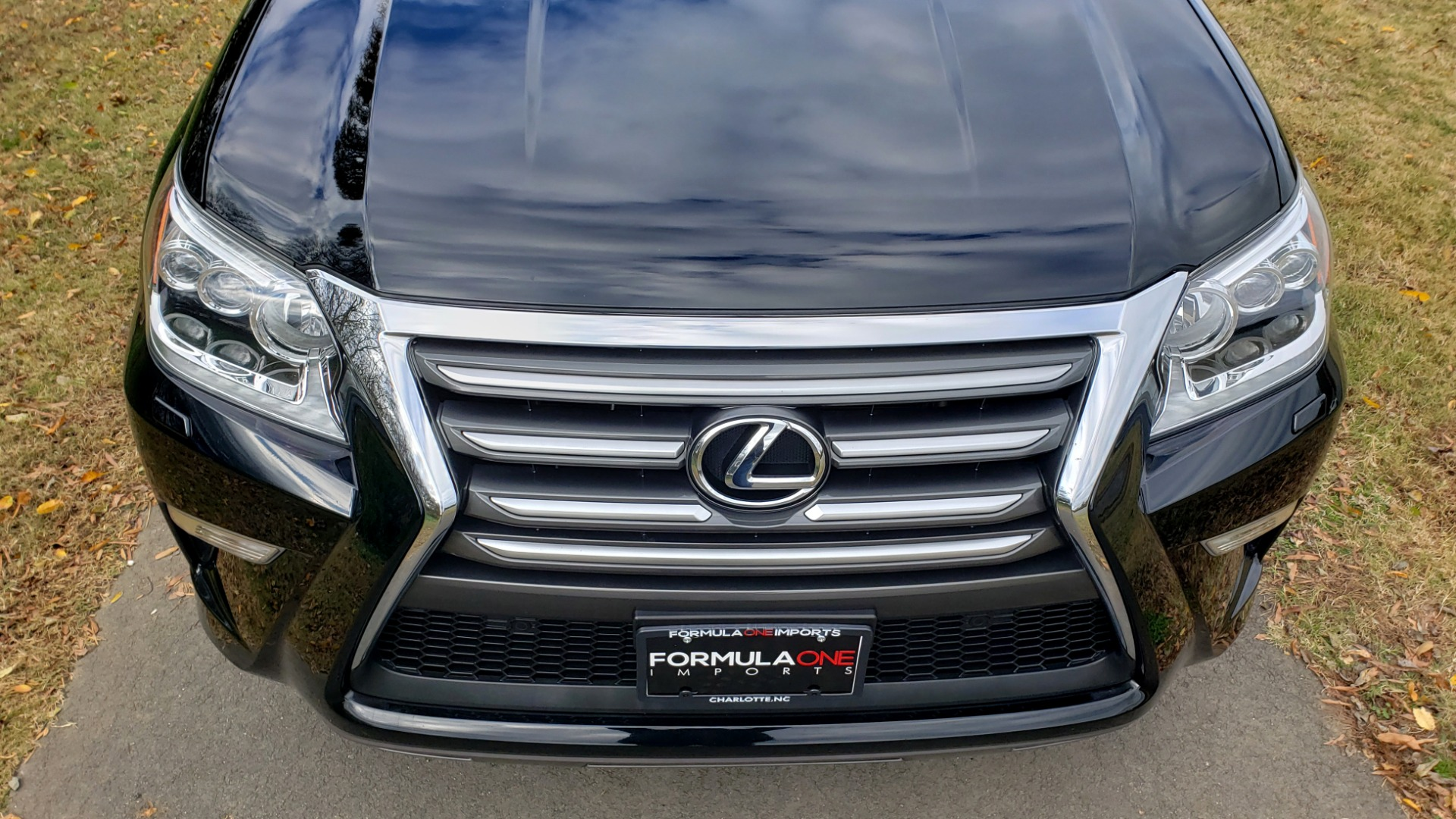 Used 2017 Lexus GX 460 PREMIUM / 4WD / NAV / SUNROOF / 3-ROW / BSM / REARVIEW for sale $34,995 at Formula Imports in Charlotte NC 28227 26