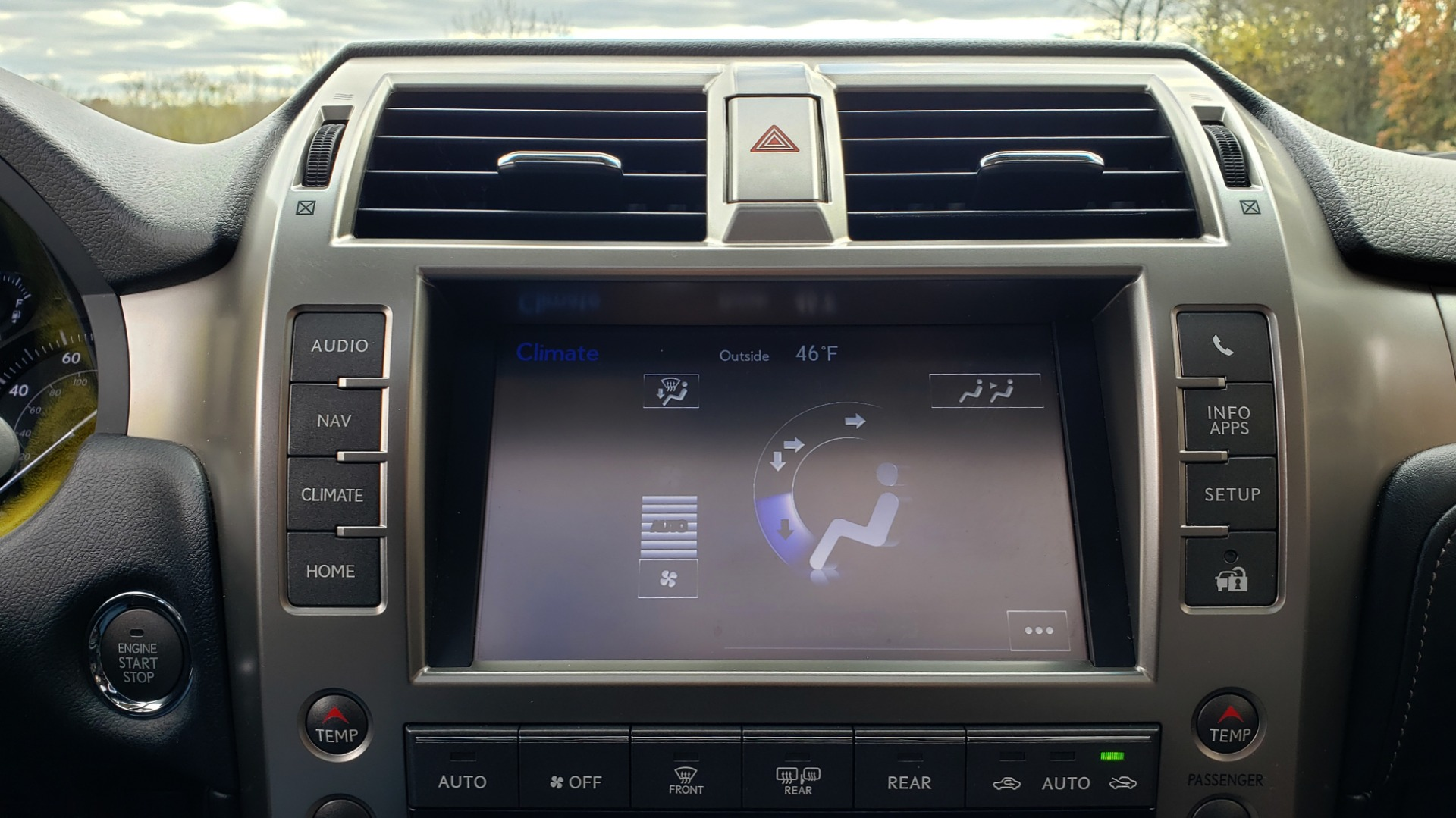 Used 2017 Lexus GX 460 PREMIUM / 4WD / NAV / SUNROOF / 3-ROW / BSM / REARVIEW for sale $34,995 at Formula Imports in Charlotte NC 28227 48