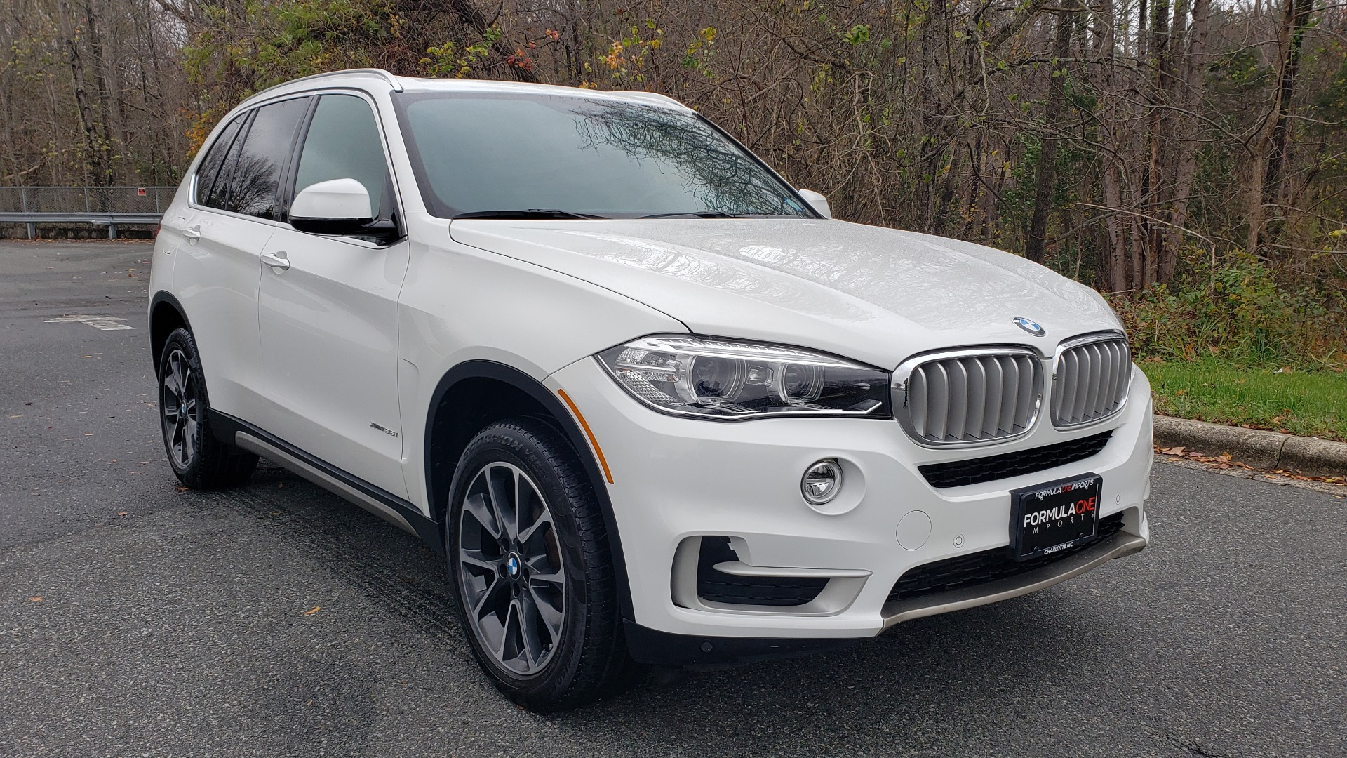 Used 2018 BMW X5 XDRIVE35I / AWD / NAV / HTD STS / SUNROOF / REARVIEW for sale Sold at Formula Imports in Charlotte NC 28227 4