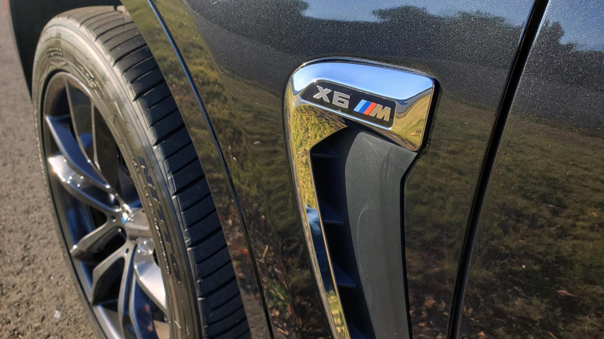 Used 2016 BMW X6 M EXEC PKG / DRVR ASST / NAV / SUNROOF / BLIND SPOT / REARVIEW for sale Sold at Formula Imports in Charlotte NC 28227 10