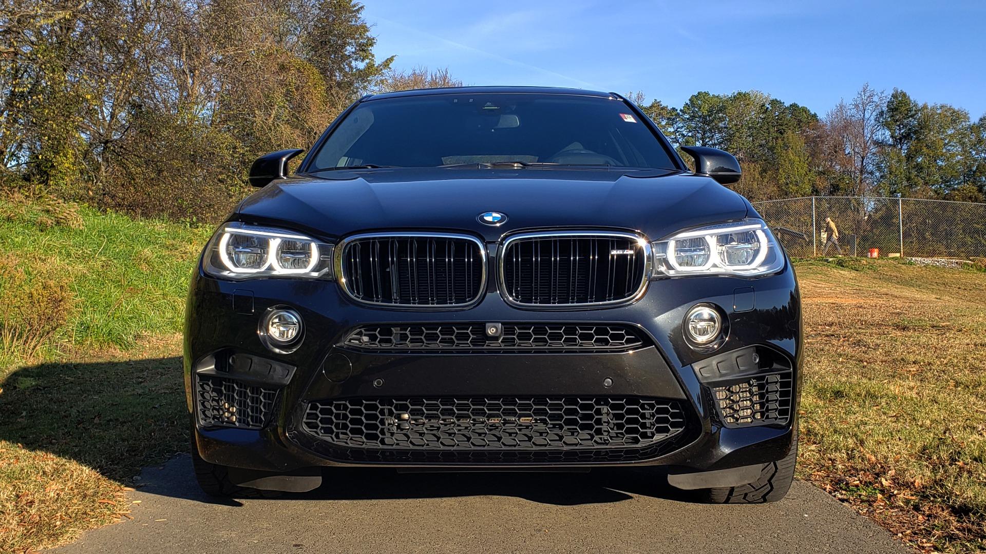 Used 2016 BMW X6 M EXEC PKG / DRVR ASST / NAV / SUNROOF / BLIND SPOT / REARVIEW for sale Sold at Formula Imports in Charlotte NC 28227 11