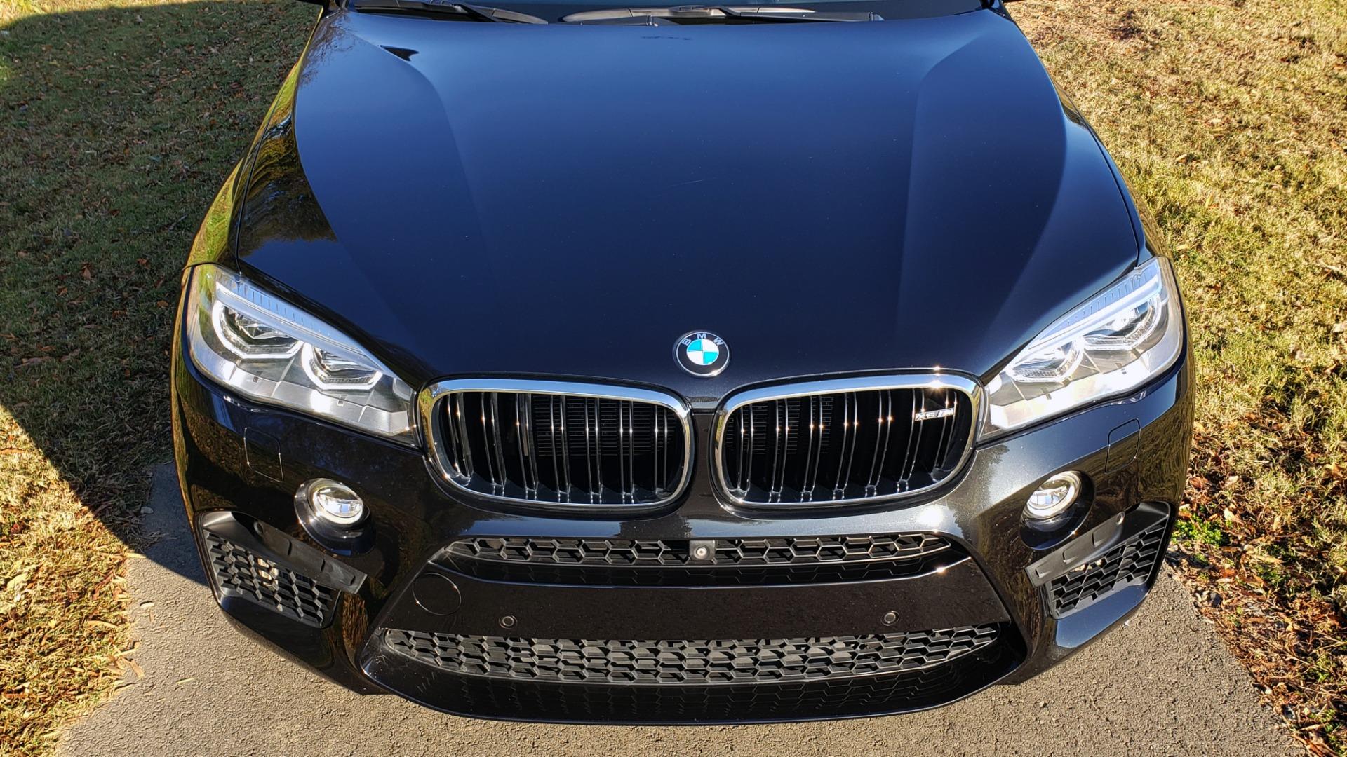 Used 2016 BMW X6 M EXEC PKG / DRVR ASST / NAV / SUNROOF / BLIND SPOT / REARVIEW for sale Sold at Formula Imports in Charlotte NC 28227 12