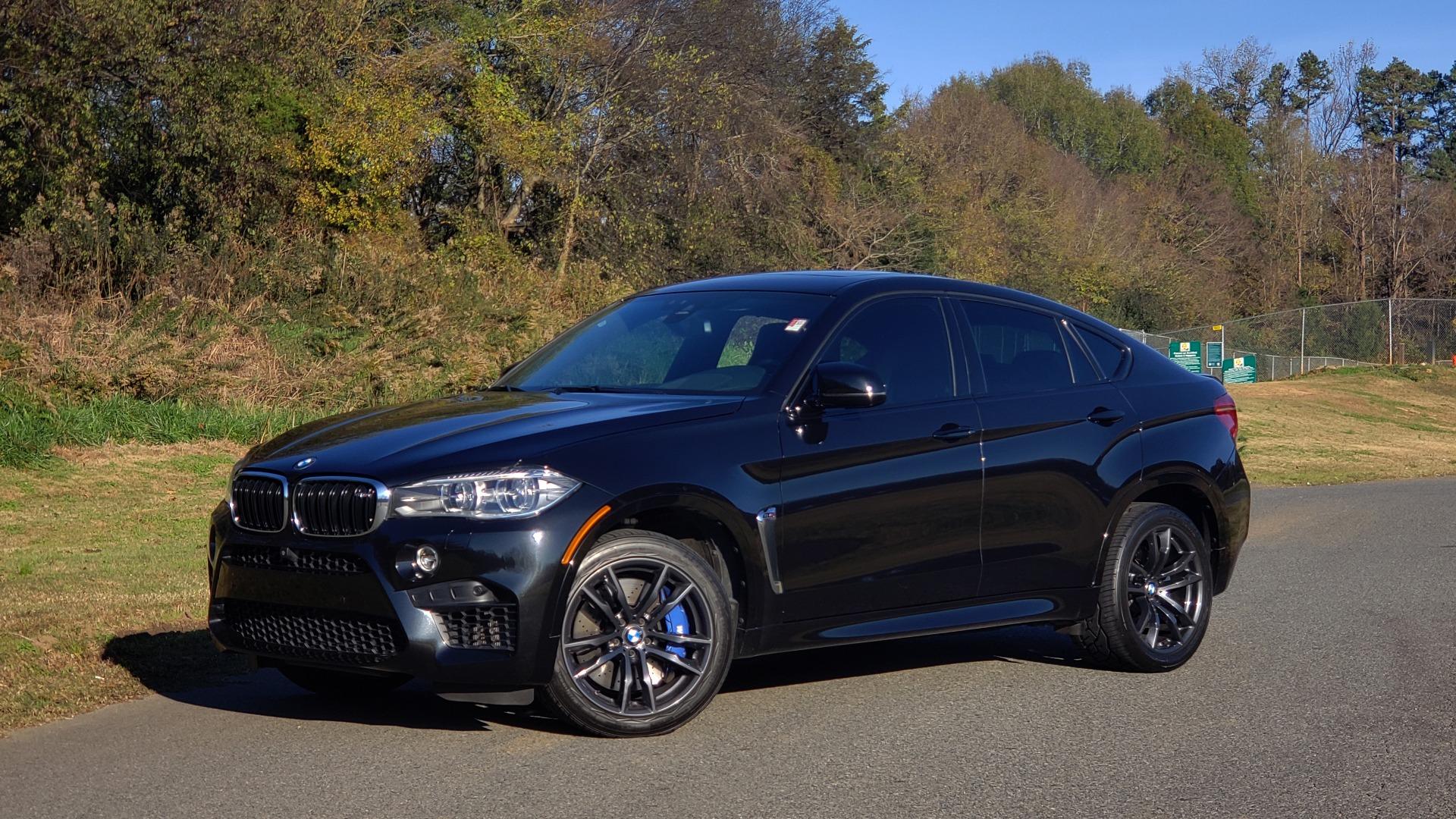 Used 2016 BMW X6 M EXEC PKG / DRVR ASST / NAV / SUNROOF / BLIND SPOT / REARVIEW for sale Sold at Formula Imports in Charlotte NC 28227 2