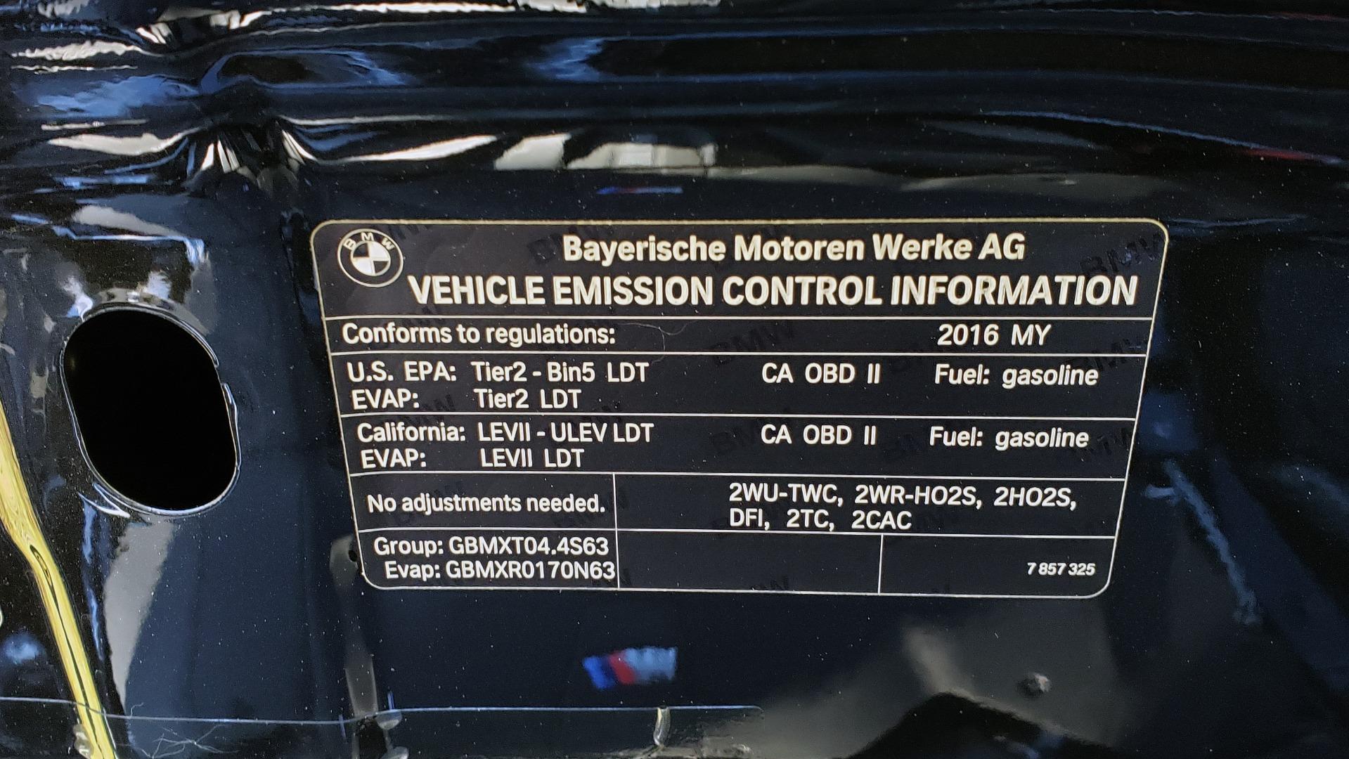 Used 2016 BMW X6 M EXEC PKG / DRVR ASST / NAV / SUNROOF / BLIND SPOT / REARVIEW for sale Sold at Formula Imports in Charlotte NC 28227 23