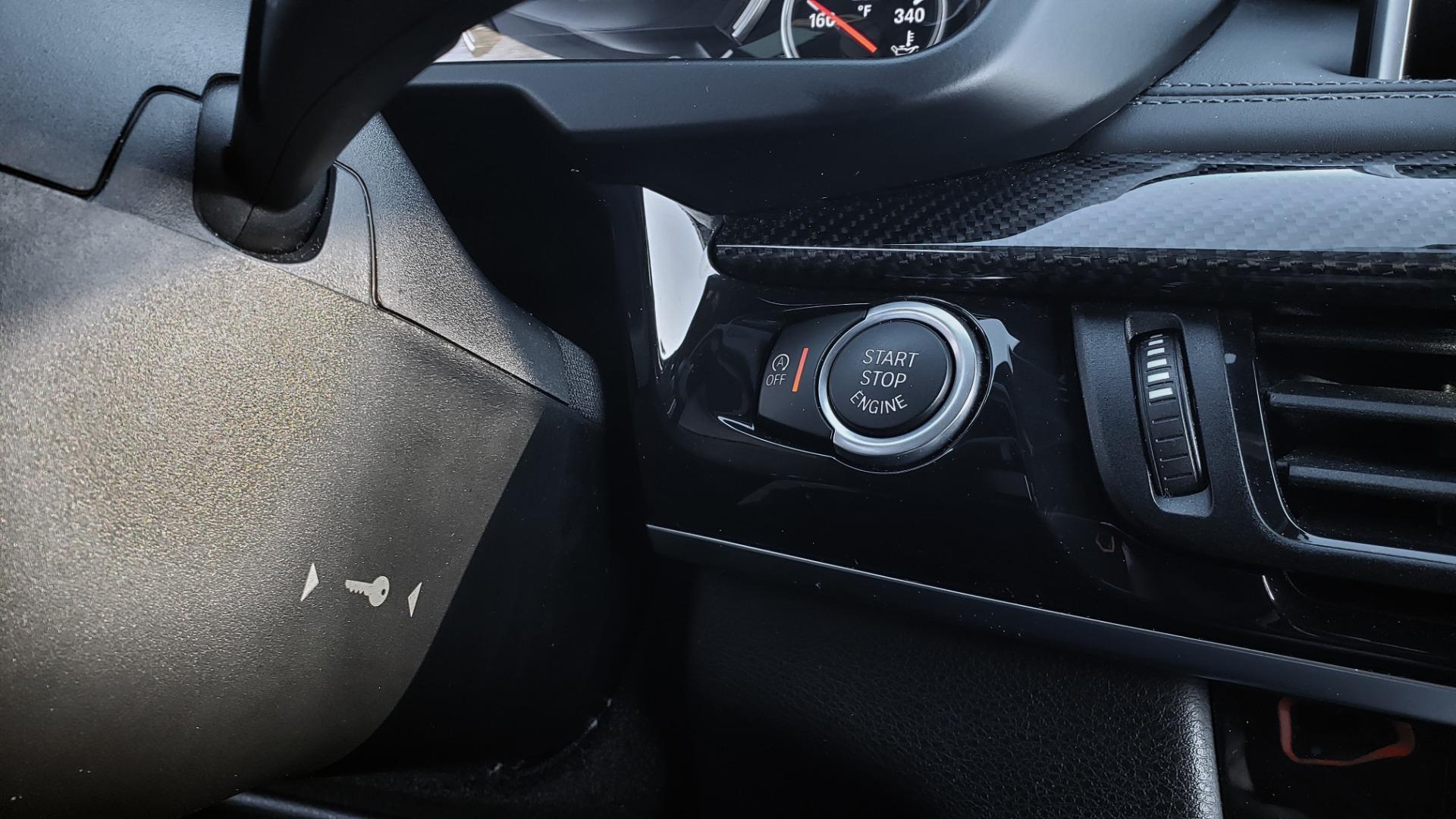 Used 2016 BMW X6 M EXEC PKG / DRVR ASST / NAV / SUNROOF / BLIND SPOT / REARVIEW for sale Sold at Formula Imports in Charlotte NC 28227 51
