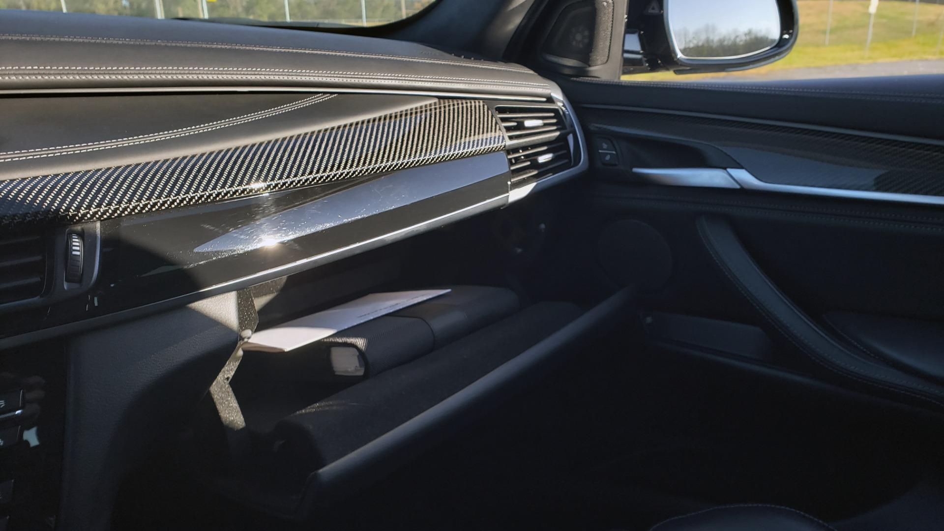 Used 2016 BMW X6 M EXEC PKG / DRVR ASST / NAV / SUNROOF / BLIND SPOT / REARVIEW for sale Sold at Formula Imports in Charlotte NC 28227 59