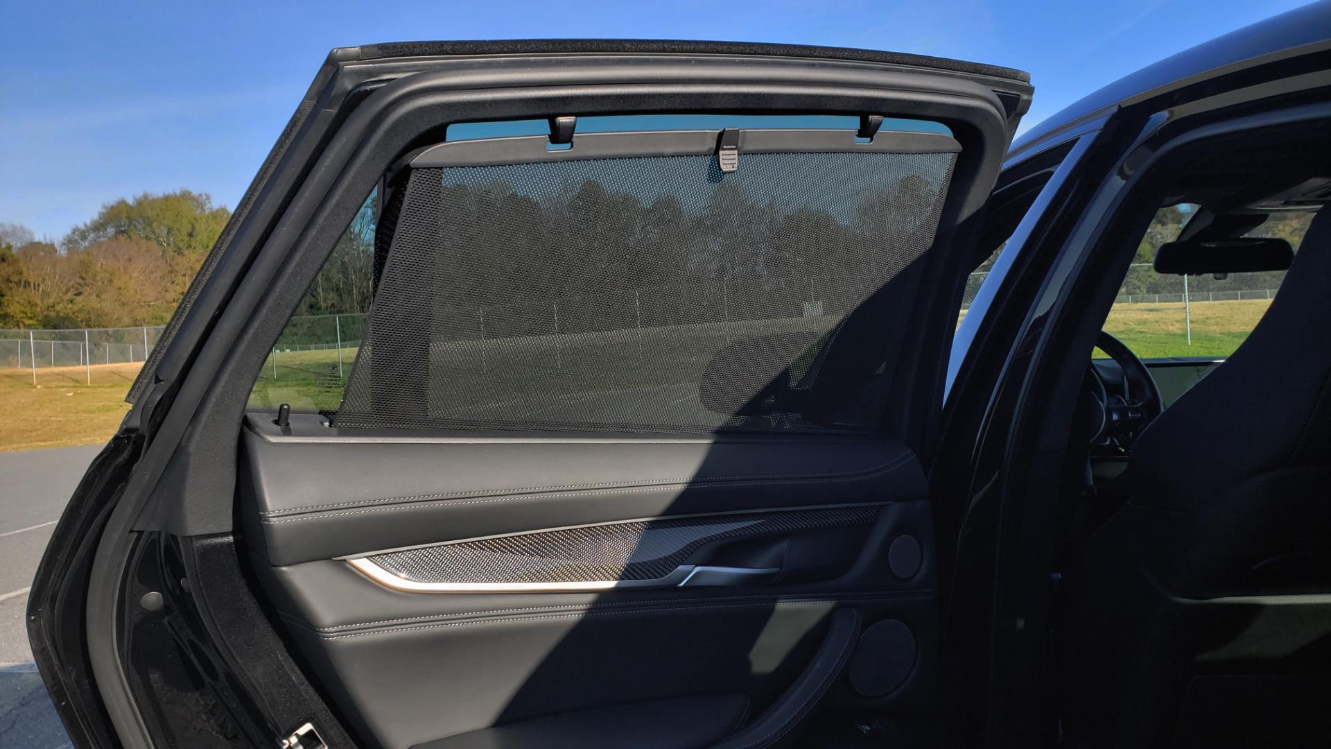 Used 2016 BMW X6 M EXEC PKG / DRVR ASST / NAV / SUNROOF / BLIND SPOT / REARVIEW for sale Sold at Formula Imports in Charlotte NC 28227 61