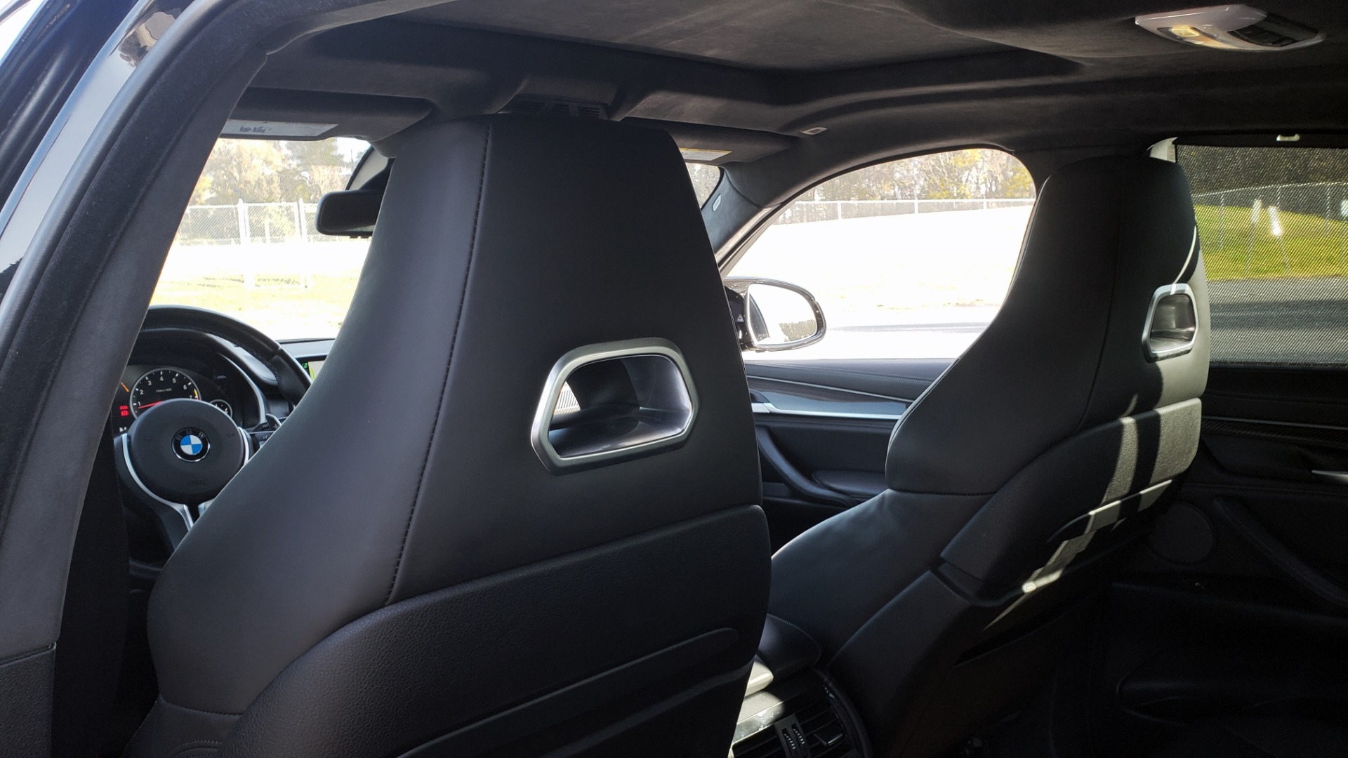 Used 2016 BMW X6 M EXEC PKG / DRVR ASST / NAV / SUNROOF / BLIND SPOT / REARVIEW for sale Sold at Formula Imports in Charlotte NC 28227 67