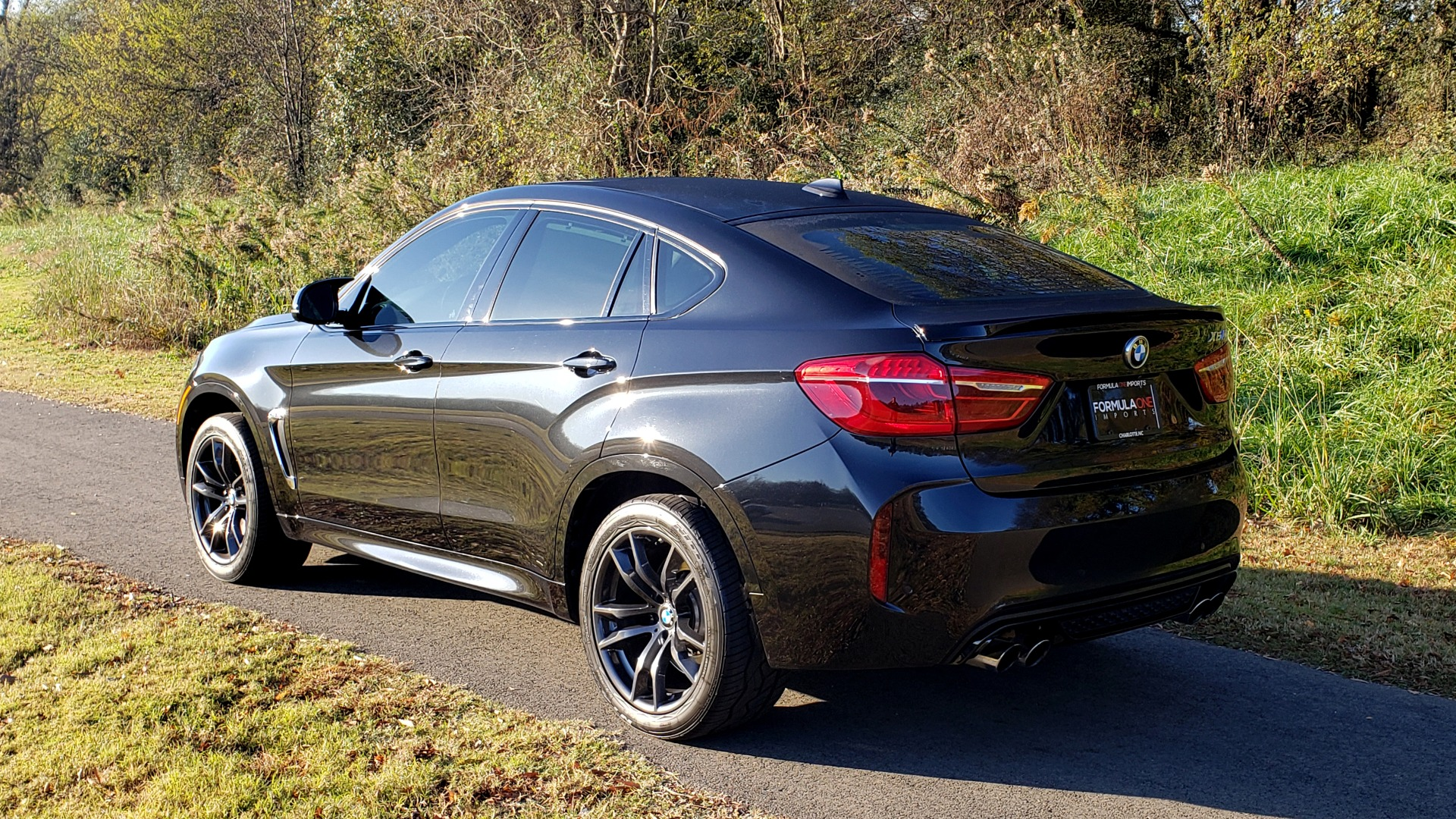 Used 2016 BMW X6 M EXEC PKG / DRVR ASST / NAV / SUNROOF / BLIND SPOT / REARVIEW for sale Sold at Formula Imports in Charlotte NC 28227 8
