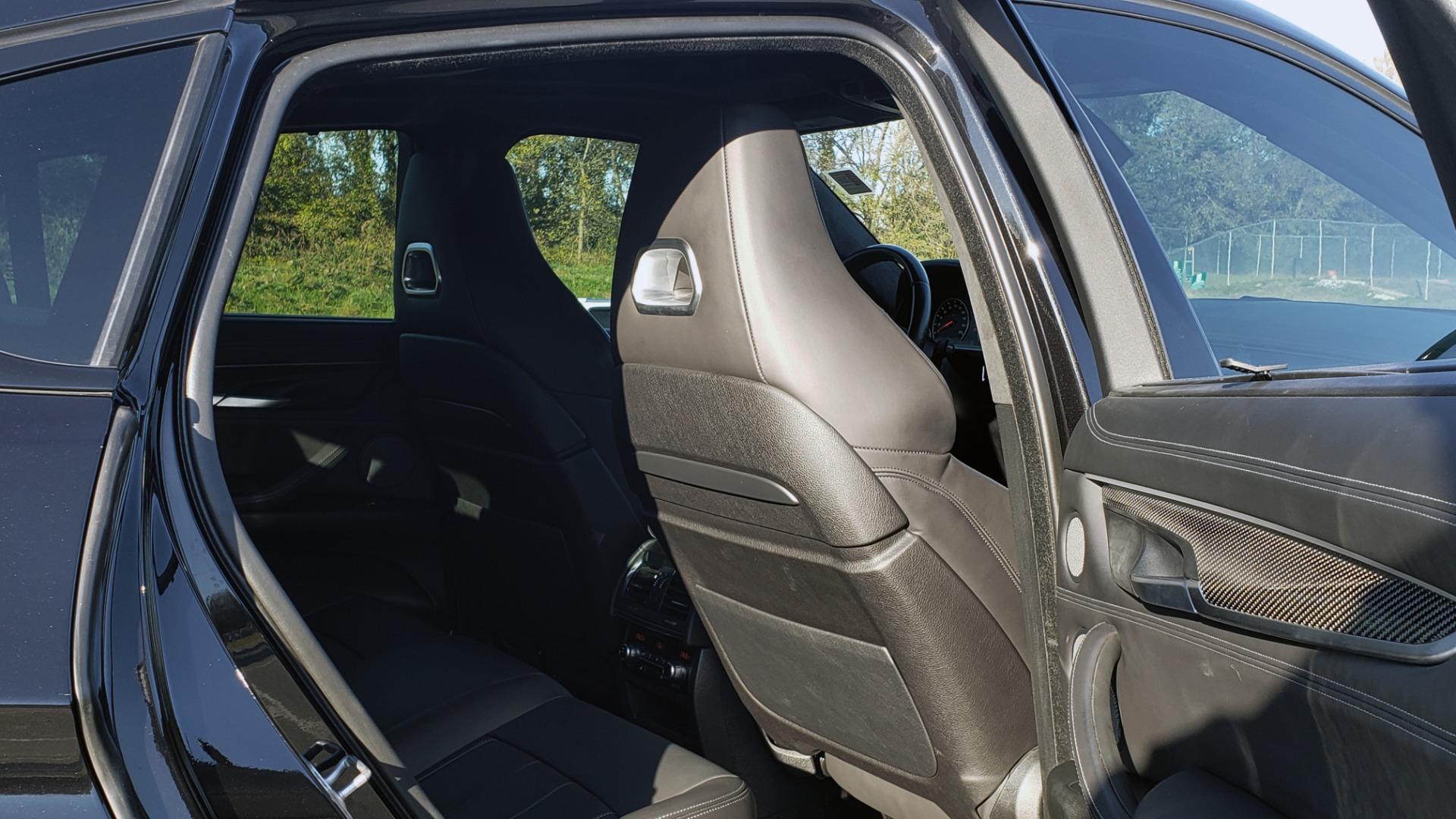 Used 2016 BMW X6 M EXEC PKG / DRVR ASST / NAV / SUNROOF / BLIND SPOT / REARVIEW for sale Sold at Formula Imports in Charlotte NC 28227 81