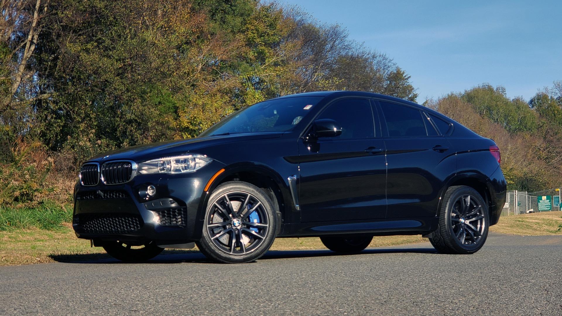Used 2016 BMW X6 M EXEC PKG / DRVR ASST / NAV / SUNROOF / BLIND SPOT / REARVIEW for sale Sold at Formula Imports in Charlotte NC 28227 84