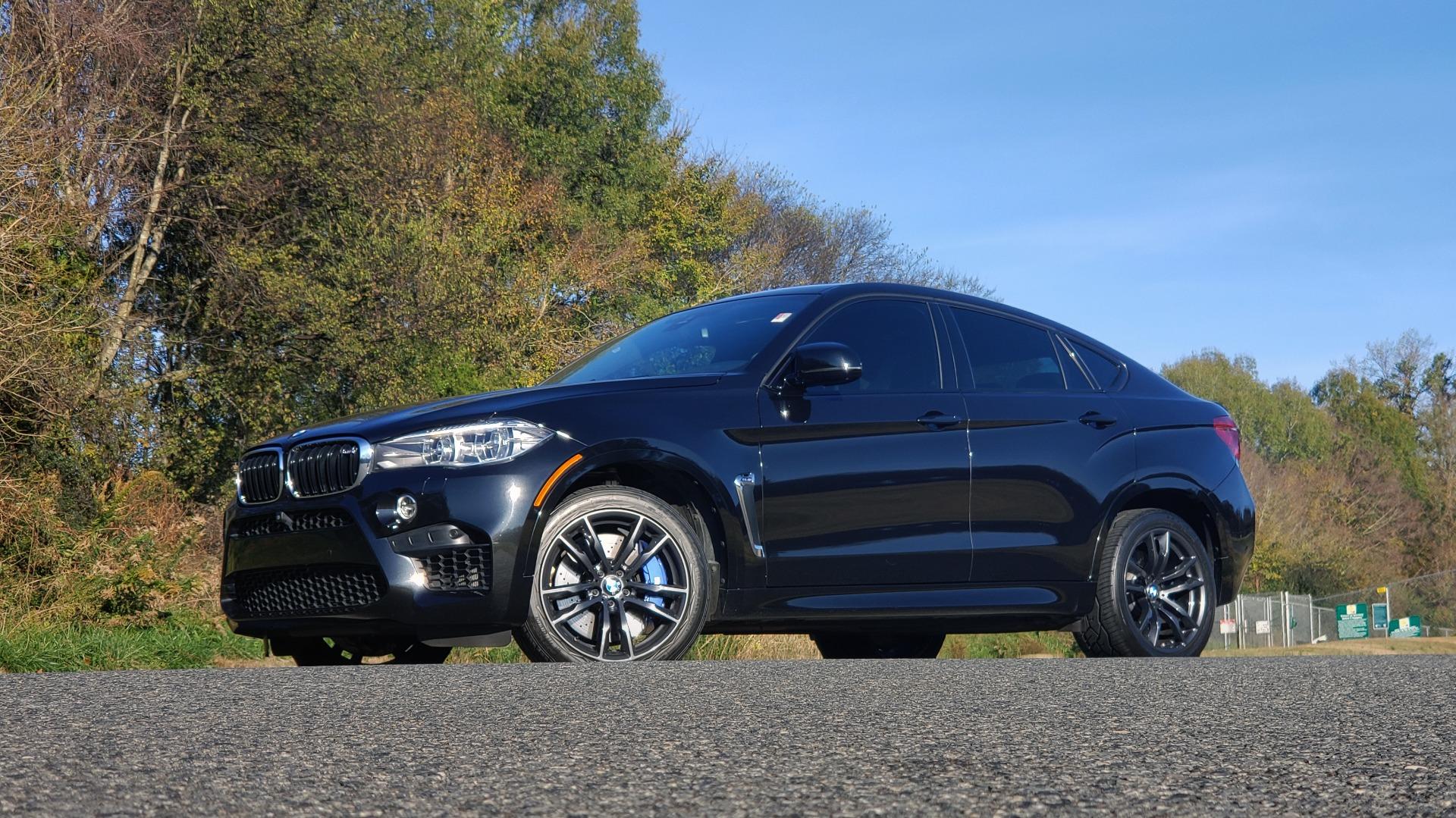 Used 2016 BMW X6 M EXEC PKG / DRVR ASST / NAV / SUNROOF / BLIND SPOT / REARVIEW for sale Sold at Formula Imports in Charlotte NC 28227 85