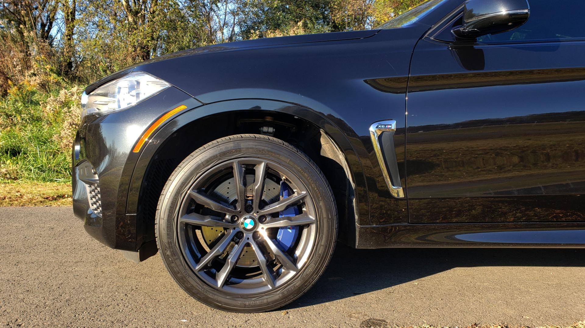 Used 2016 BMW X6 M EXEC PKG / DRVR ASST / NAV / SUNROOF / BLIND SPOT / REARVIEW for sale Sold at Formula Imports in Charlotte NC 28227 87