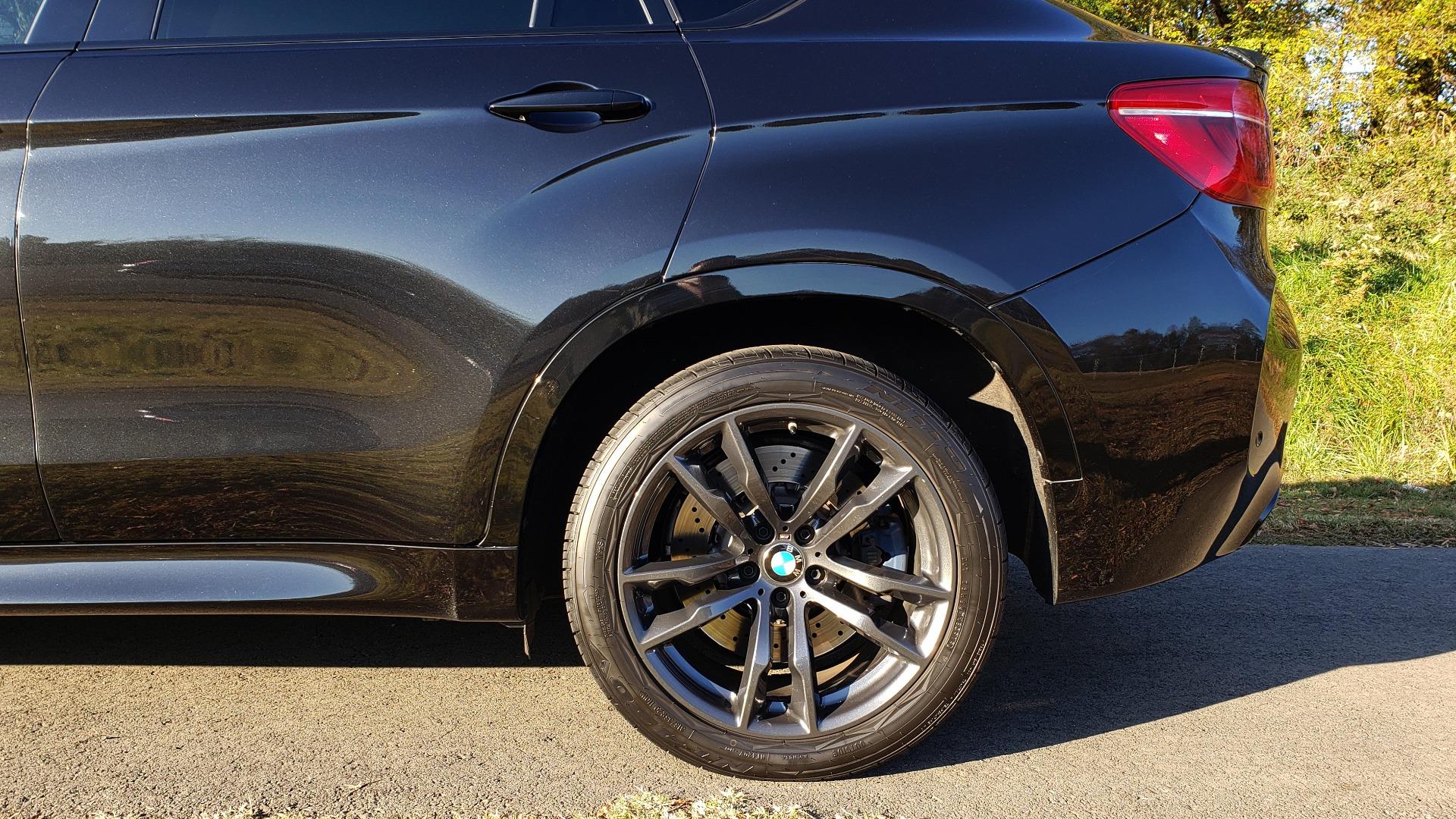 Used 2016 BMW X6 M EXEC PKG / DRVR ASST / NAV / SUNROOF / BLIND SPOT / REARVIEW for sale Sold at Formula Imports in Charlotte NC 28227 88