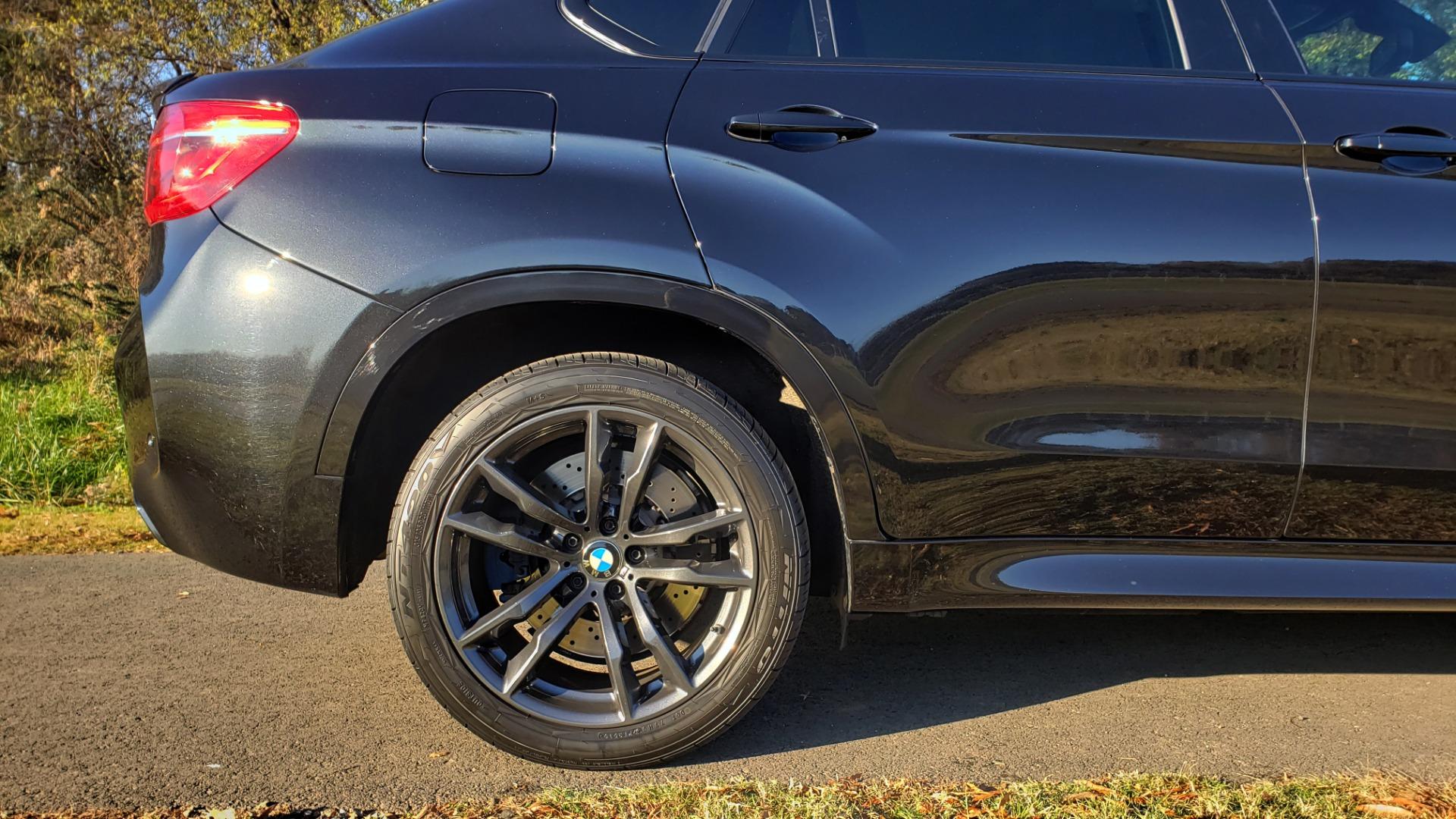 Used 2016 BMW X6 M EXEC PKG / DRVR ASST / NAV / SUNROOF / BLIND SPOT / REARVIEW for sale Sold at Formula Imports in Charlotte NC 28227 89