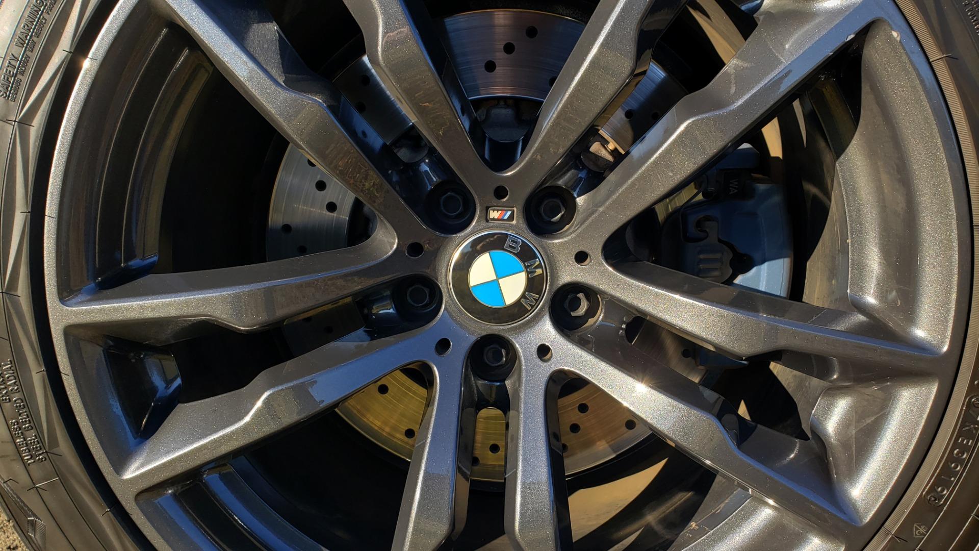 Used 2016 BMW X6 M EXEC PKG / DRVR ASST / NAV / SUNROOF / BLIND SPOT / REARVIEW for sale Sold at Formula Imports in Charlotte NC 28227 94