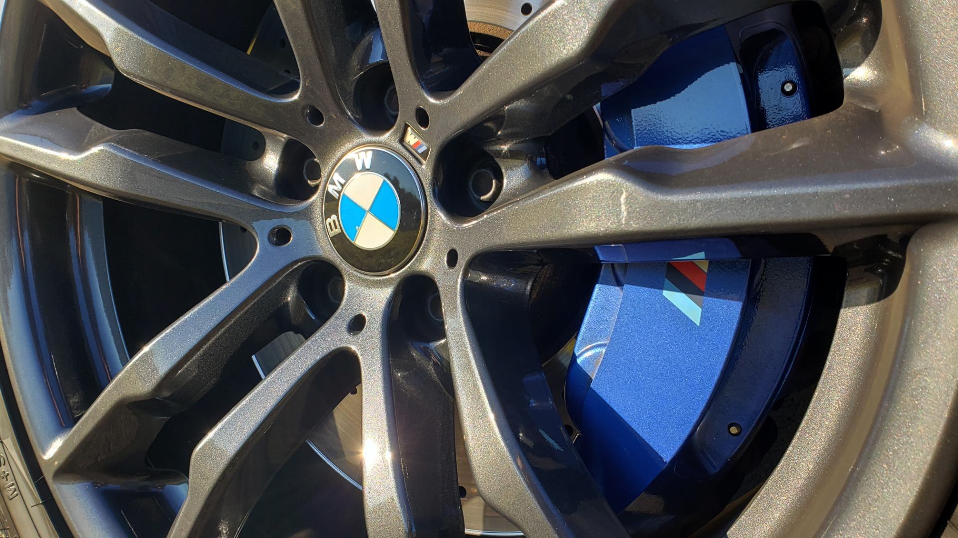 Used 2016 BMW X6 M EXEC PKG / DRVR ASST / NAV / SUNROOF / BLIND SPOT / REARVIEW for sale Sold at Formula Imports in Charlotte NC 28227 95
