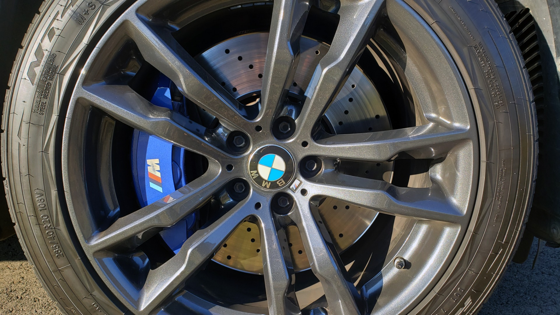 Used 2016 BMW X6 M EXEC PKG / DRVR ASST / NAV / SUNROOF / BLIND SPOT / REARVIEW for sale Sold at Formula Imports in Charlotte NC 28227 96