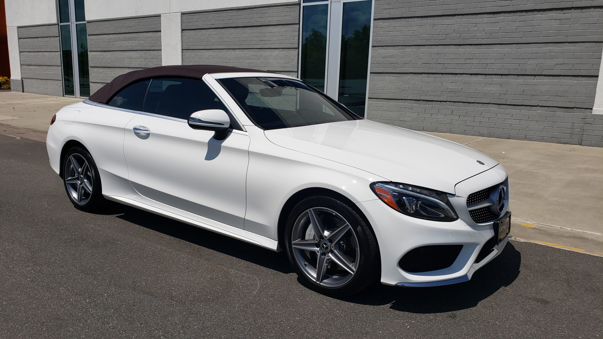 Used 2018 Mercedes-Benz C-Class C 300 for sale Sold at Formula Imports in Charlotte NC 28227 19