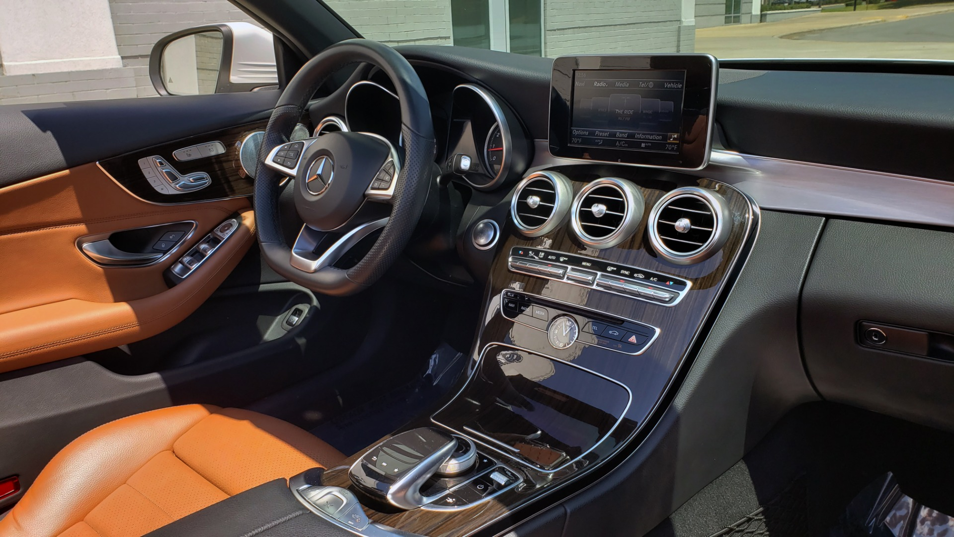 Used 2018 Mercedes-Benz C-CLASS C 300 CABRIOLET PREMIUM / AWD / BURMESTER SND / APPLE / REARVIEW for sale $44,995 at Formula Imports in Charlotte NC 28227 29