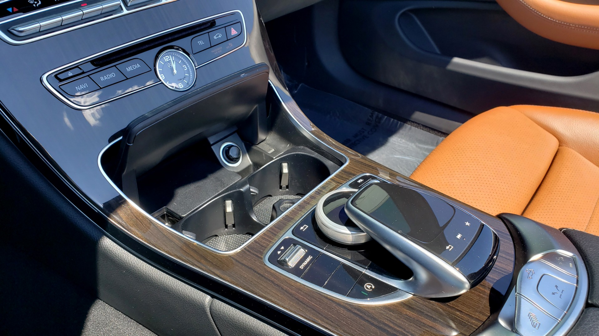 Used 2018 Mercedes-Benz C-CLASS C 300 CABRIOLET PREMIUM / AWD / BURMESTER SND / APPLE / REARVIEW for sale $44,995 at Formula Imports in Charlotte NC 28227 60