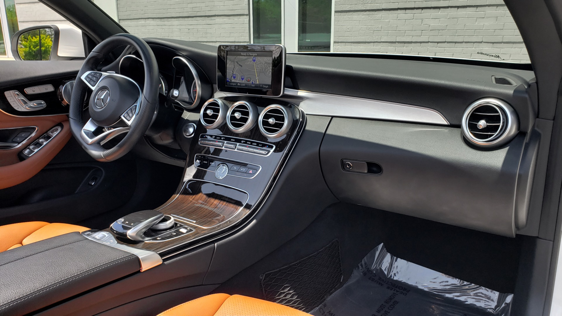 Used 2018 Mercedes-Benz C-CLASS C 300 CABRIOLET PREMIUM / AWD / BURMESTER SND / APPLE / REARVIEW for sale $44,995 at Formula Imports in Charlotte NC 28227 66