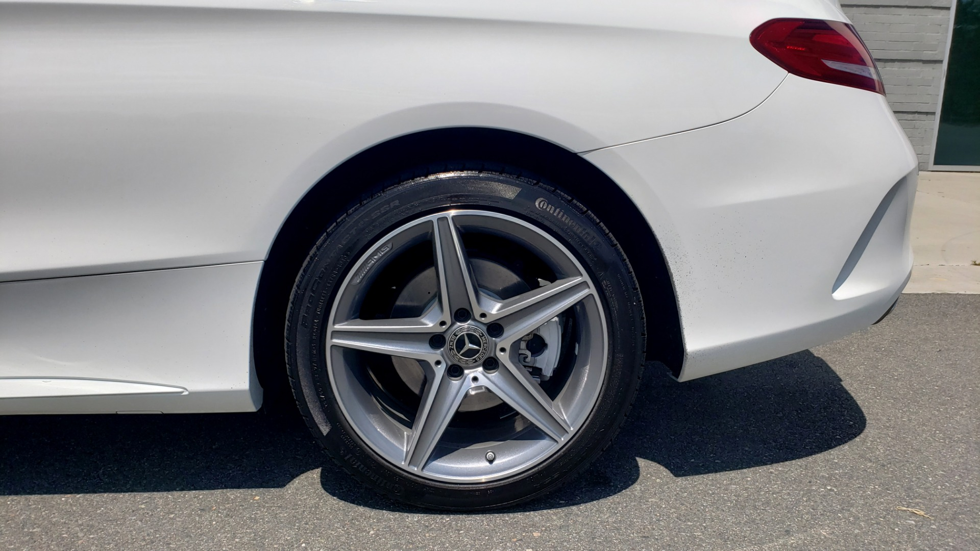 Used 2018 Mercedes-Benz C-Class C 300 for sale Sold at Formula Imports in Charlotte NC 28227 79