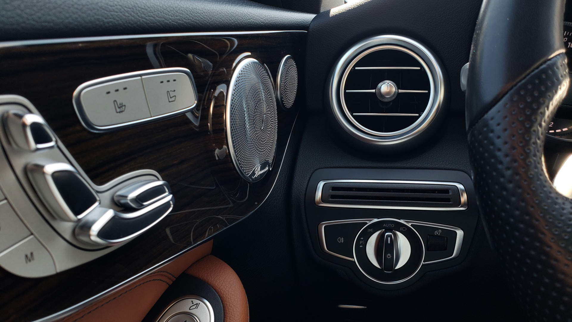 Used 2018 Mercedes-Benz C-CLASS C 300 CABRIOLET PREMIUM / AWD / BURMESTER SND / APPLE / REARVIEW for sale $44,995 at Formula Imports in Charlotte NC 28227 86