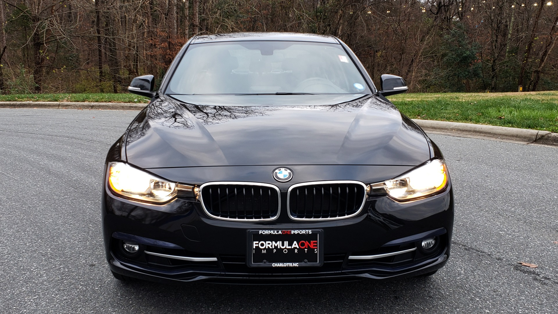 Used 2017 BMW 3 SERIES 330I XDRIVE / AWD / HEATED SEATS / LOW MILES for sale $23,495 at Formula Imports in Charlotte NC 28227 17