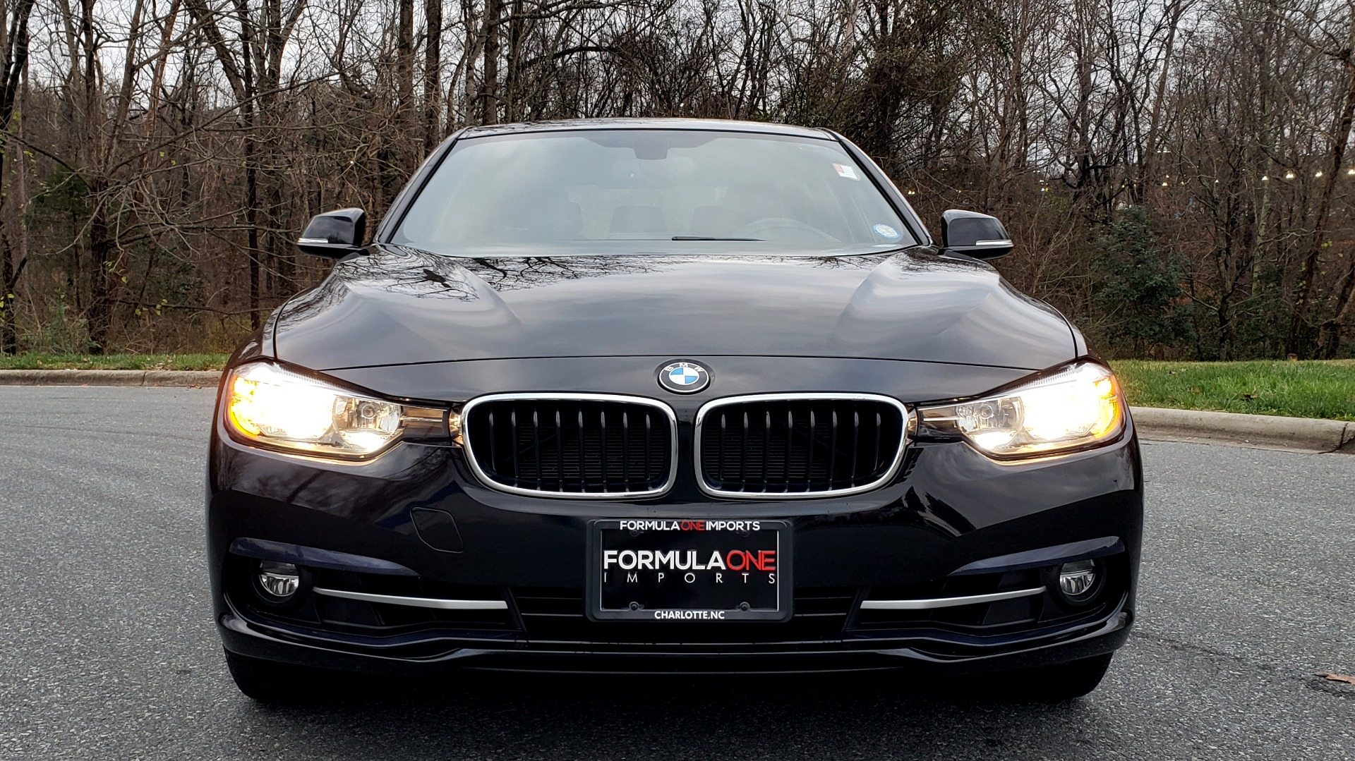 Used 2017 BMW 3 SERIES 330I XDRIVE / AWD / HEATED SEATS / LOW MILES for sale $23,495 at Formula Imports in Charlotte NC 28227 18