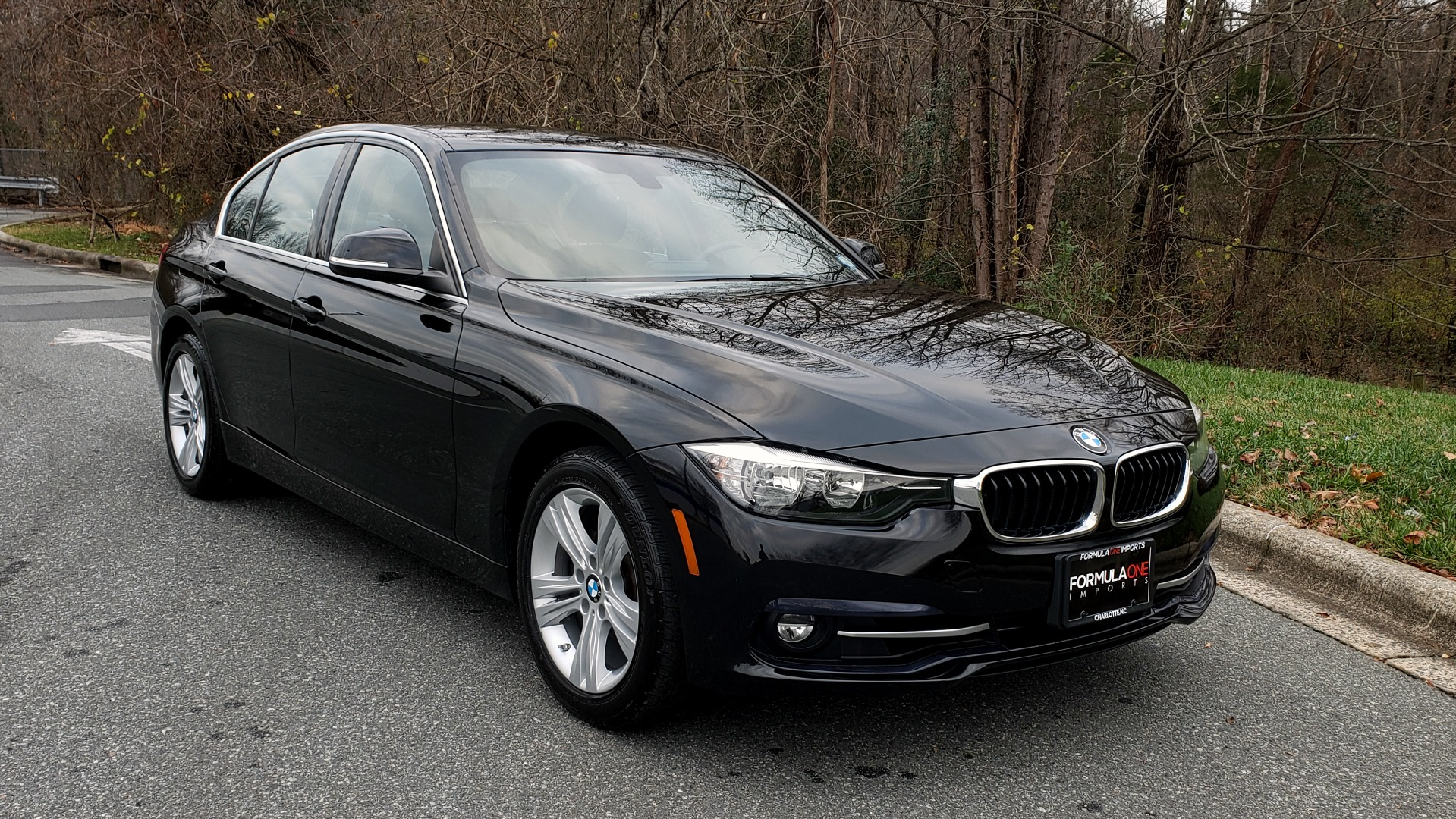 Used 2017 BMW 3 SERIES 330I XDRIVE / AWD / HEATED SEATS / LOW MILES for sale $23,495 at Formula Imports in Charlotte NC 28227 4