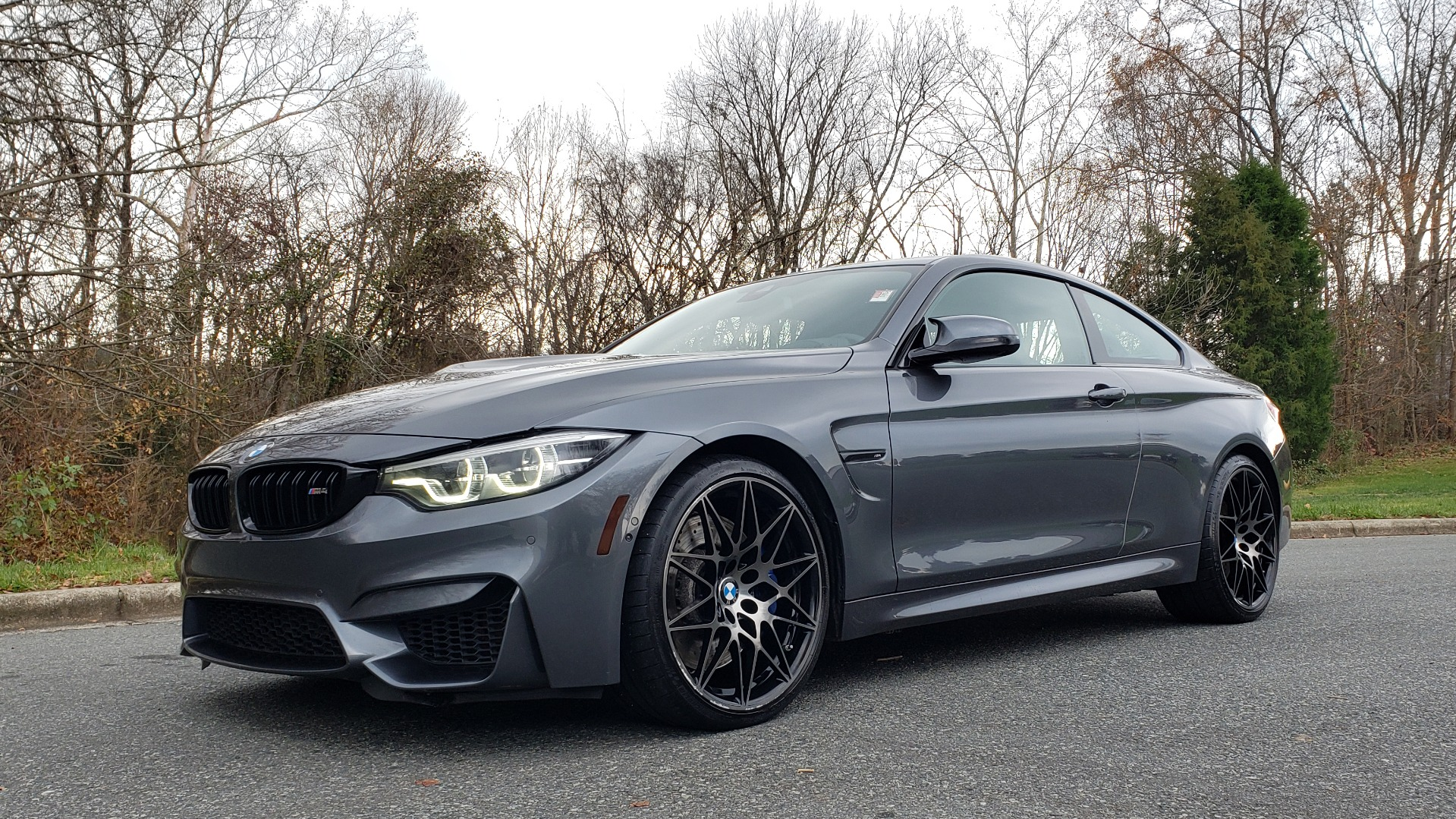 Used 2018 BMW M4 M-COMP / EXEC PKG / 7-SPD DBL CLUTCH / NAV / REARVIEW for sale Sold at Formula Imports in Charlotte NC 28227 2