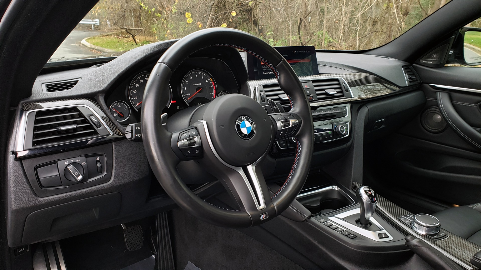 Used 2018 BMW M4 M-COMP / EXEC PKG / 7-SPD DBL CLUTCH / NAV / REARVIEW for sale Sold at Formula Imports in Charlotte NC 28227 20