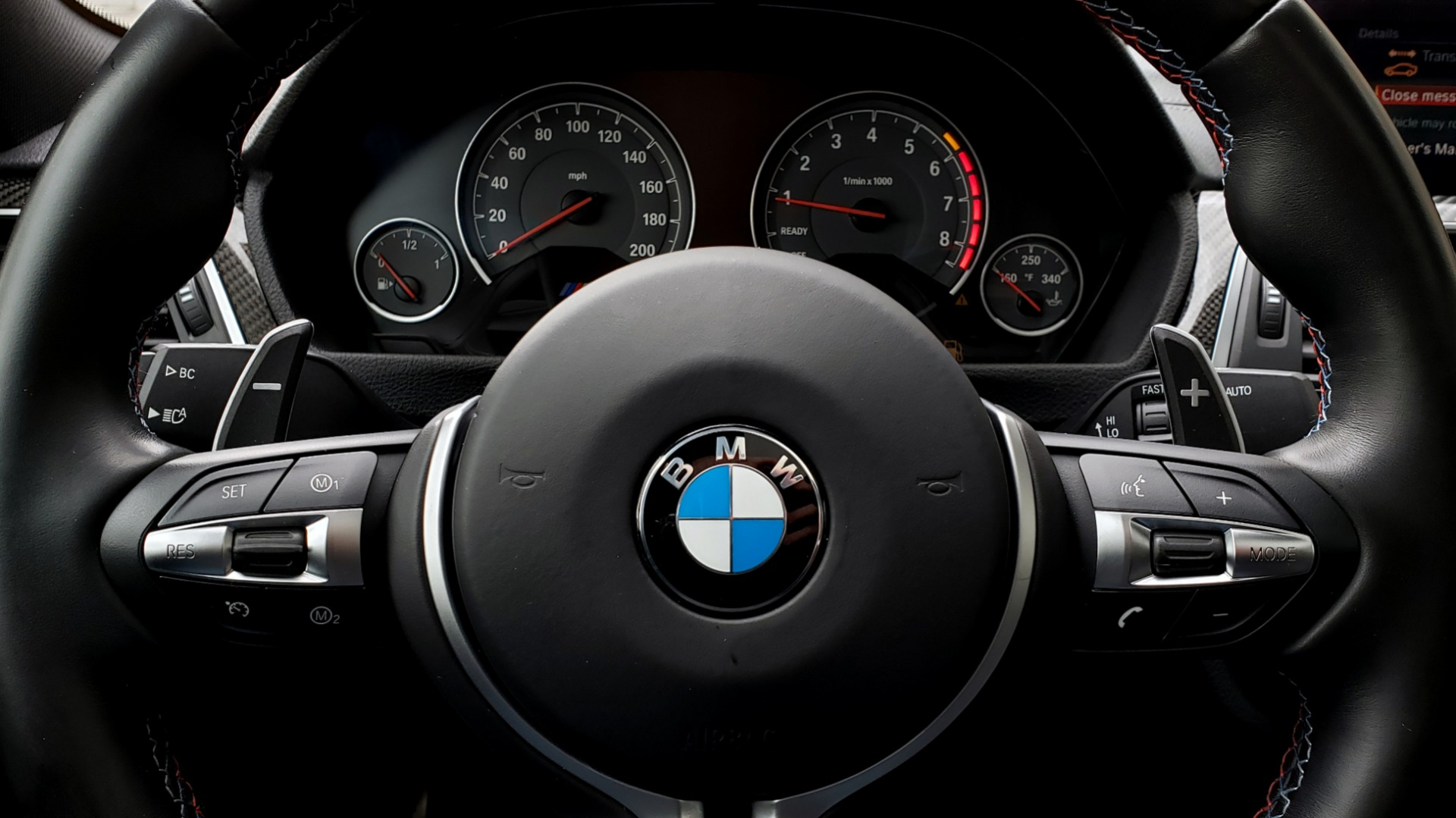 Used 2018 BMW M4 M-COMP / EXEC PKG / 7-SPD DBL CLUTCH / NAV / REARVIEW for sale Sold at Formula Imports in Charlotte NC 28227 35