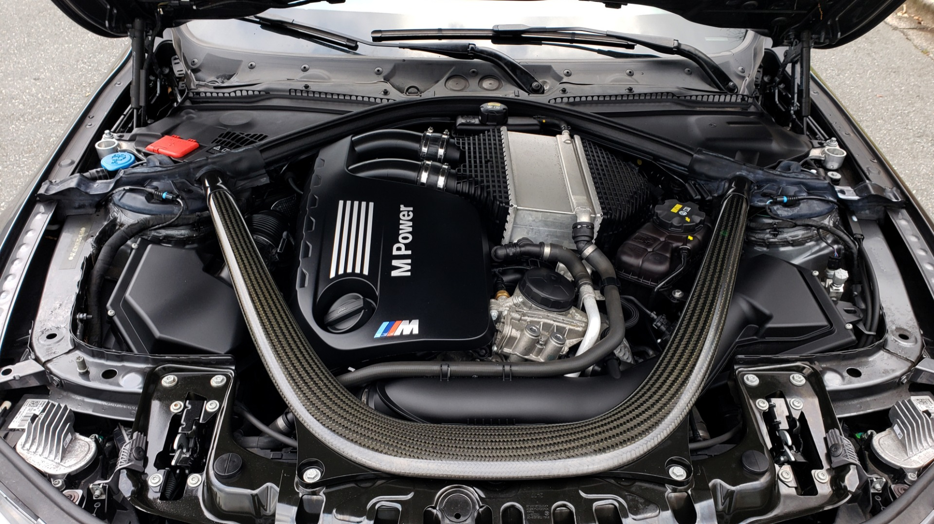 Used 2018 BMW M4 M-COMP / EXEC PKG / 7-SPD DBL CLUTCH / NAV / REARVIEW for sale Sold at Formula Imports in Charlotte NC 28227 45
