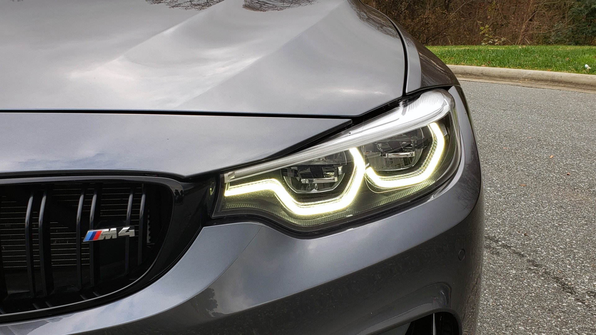 Used 2018 BMW M4 M-COMP / EXEC PKG / 7-SPD DBL CLUTCH / NAV / REARVIEW for sale Sold at Formula Imports in Charlotte NC 28227 50