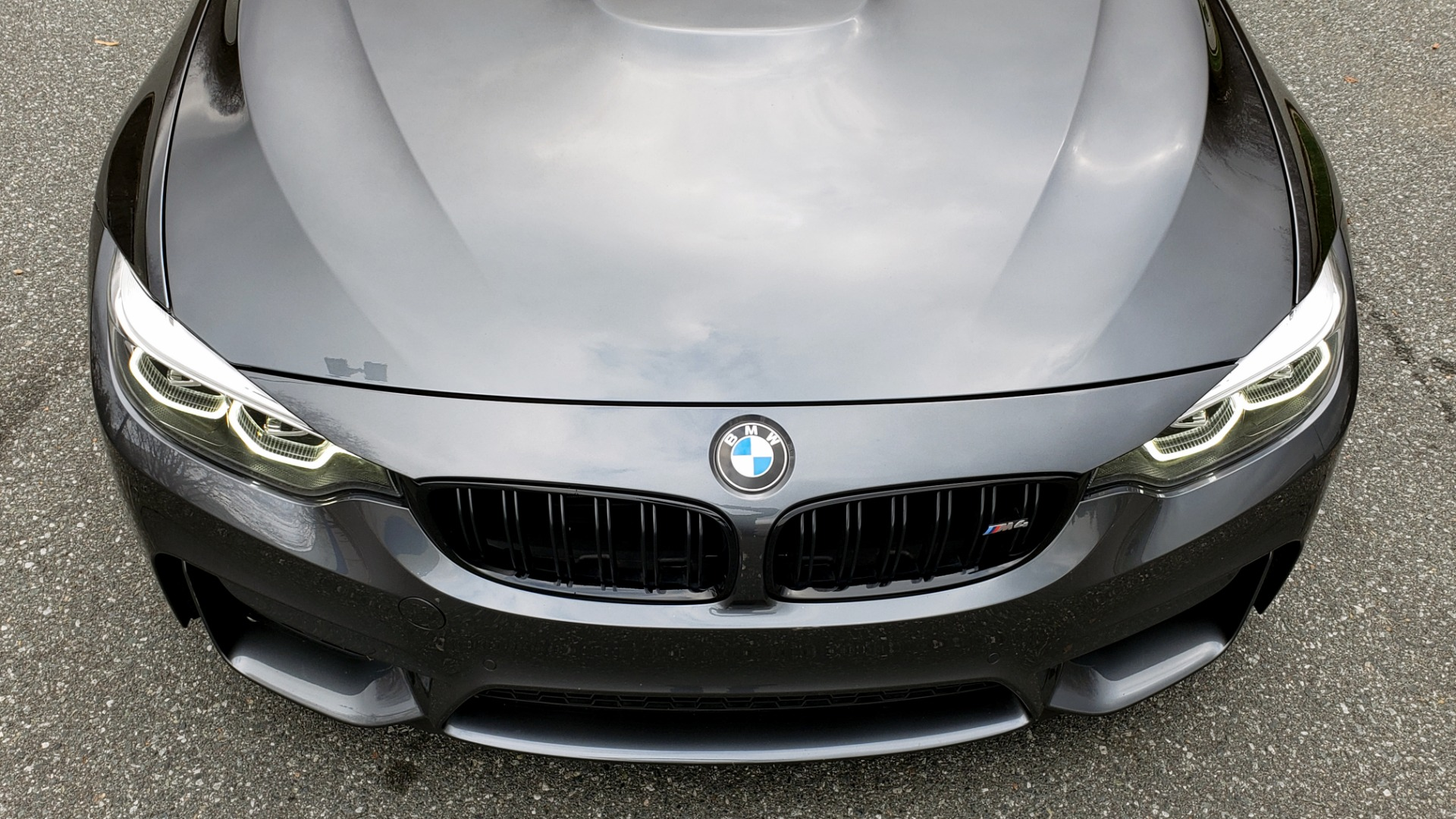 Used 2018 BMW M4 M-COMP / EXEC PKG / 7-SPD DBL CLUTCH / NAV / REARVIEW for sale Sold at Formula Imports in Charlotte NC 28227 51