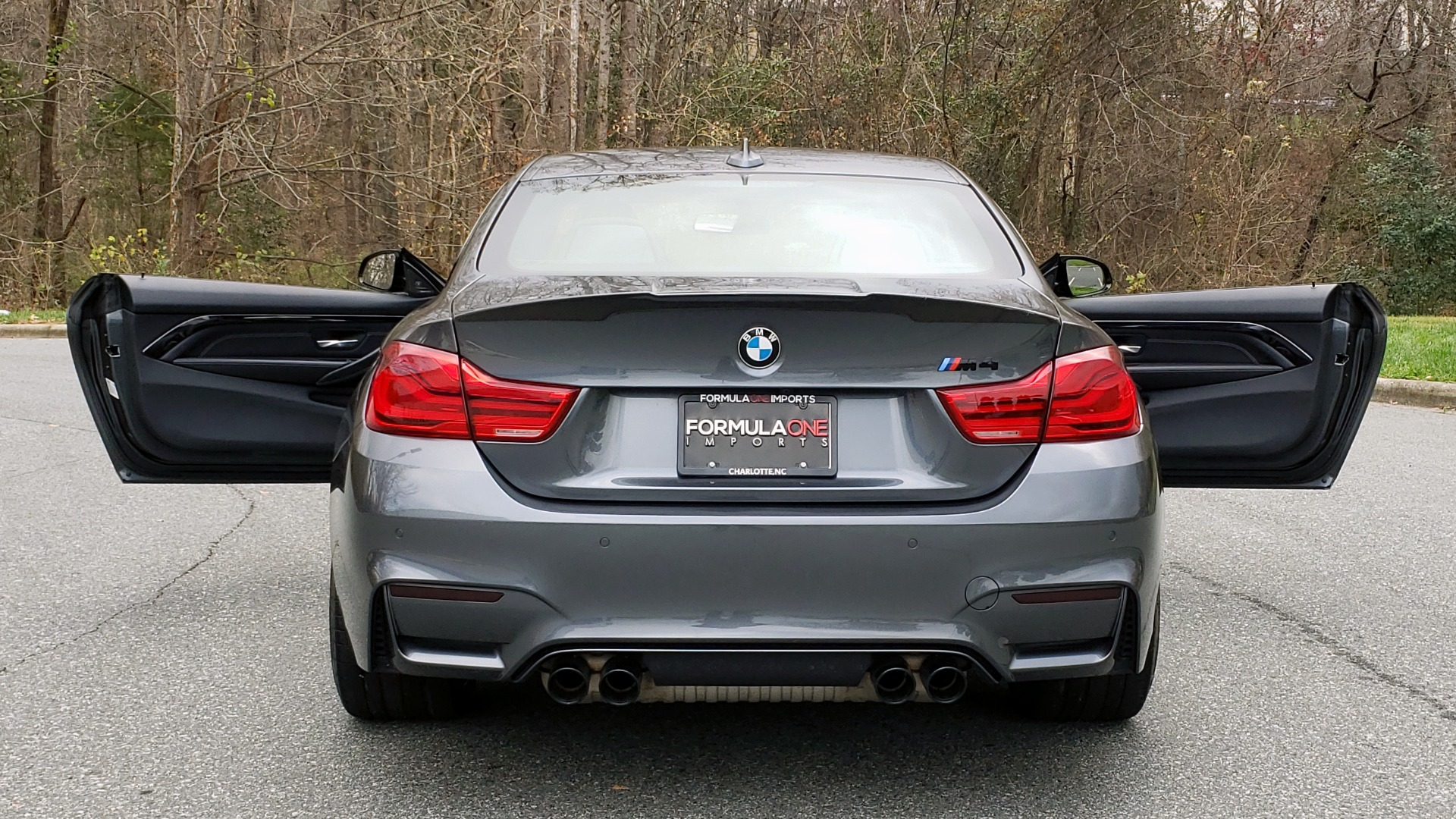 Used 2018 BMW M4 M-COMP / EXEC PKG / 7-SPD DBL CLUTCH / NAV / REARVIEW for sale Sold at Formula Imports in Charlotte NC 28227 54