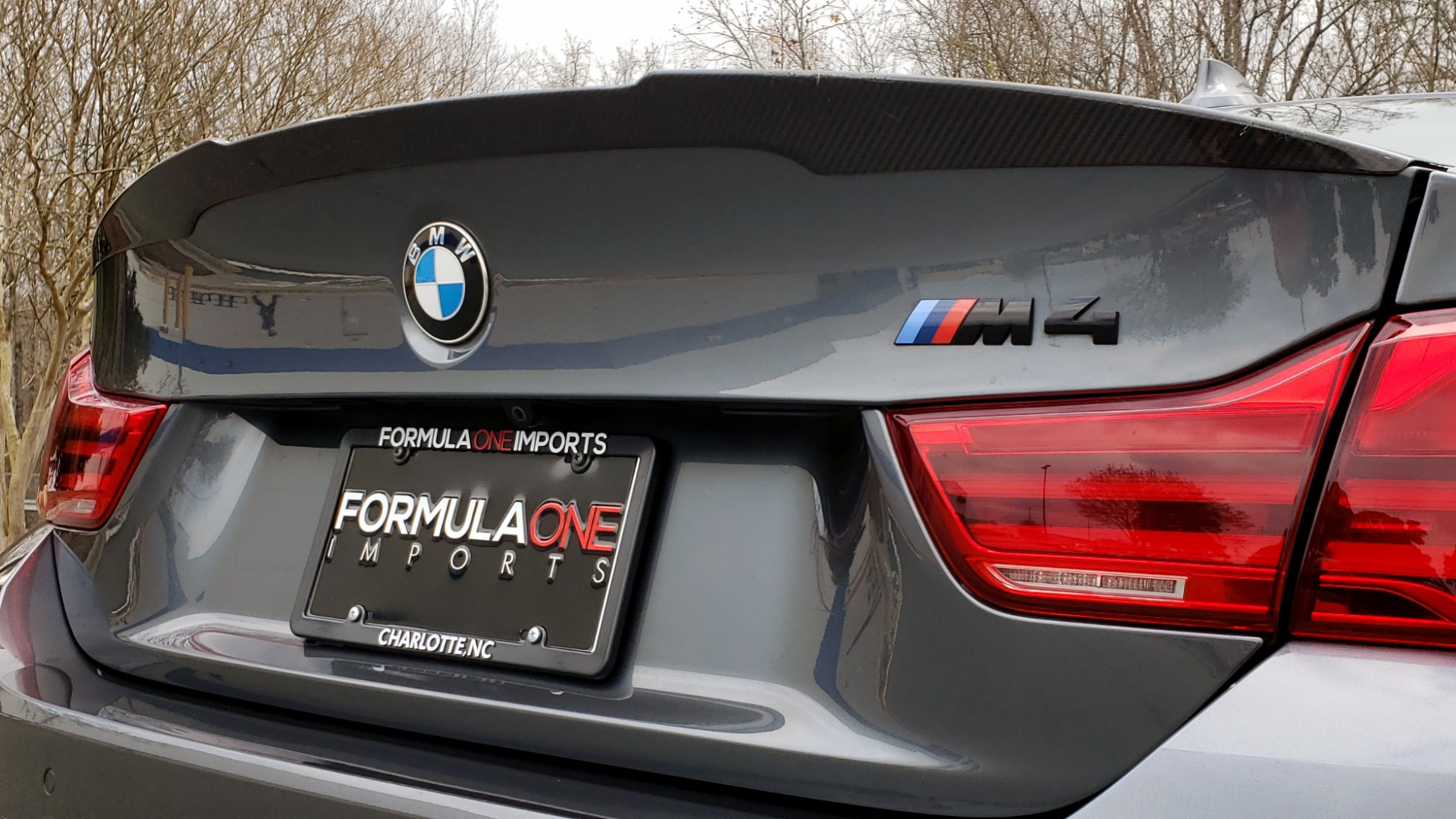 Used 2018 BMW M4 M-COMP / EXEC PKG / 7-SPD DBL CLUTCH / NAV / REARVIEW for sale Sold at Formula Imports in Charlotte NC 28227 57