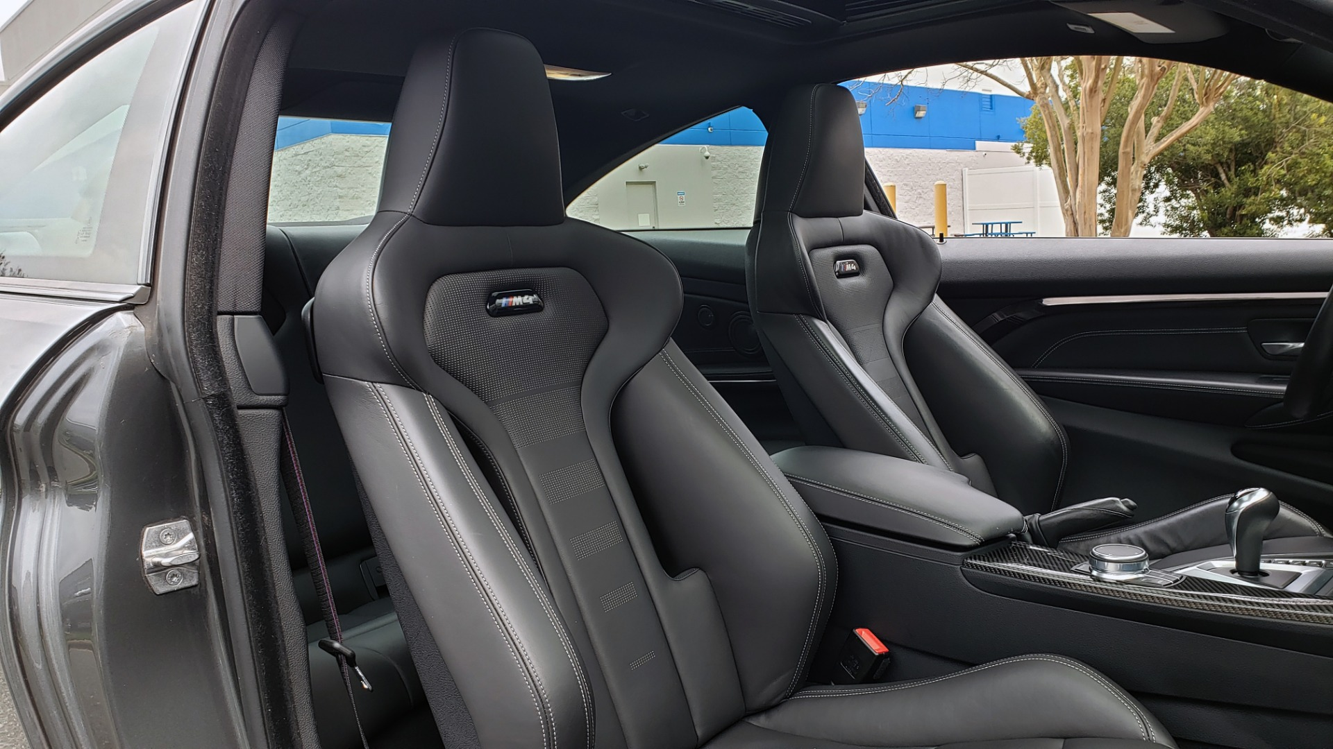 Used 2018 BMW M4 M-COMP / EXEC PKG / 7-SPD DBL CLUTCH / NAV / REARVIEW for sale Sold at Formula Imports in Charlotte NC 28227 61