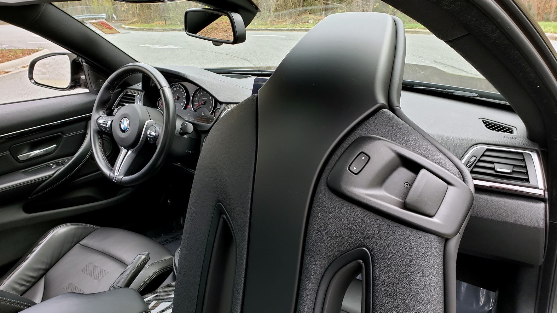 Used 2018 BMW M4 M-COMP / EXEC PKG / 7-SPD DBL CLUTCH / NAV / REARVIEW for sale Sold at Formula Imports in Charlotte NC 28227 64