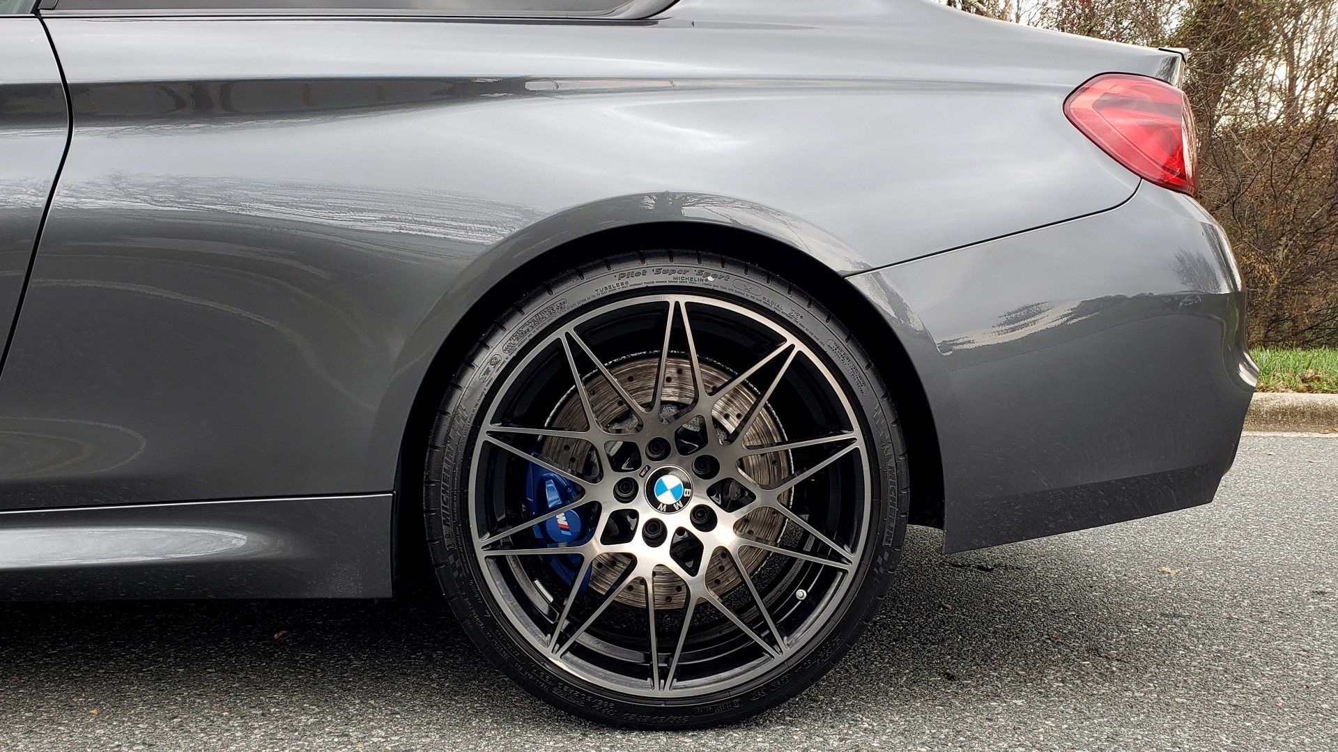 Used 2018 BMW M4 M-COMP / EXEC PKG / 7-SPD DBL CLUTCH / NAV / REARVIEW for sale Sold at Formula Imports in Charlotte NC 28227 69