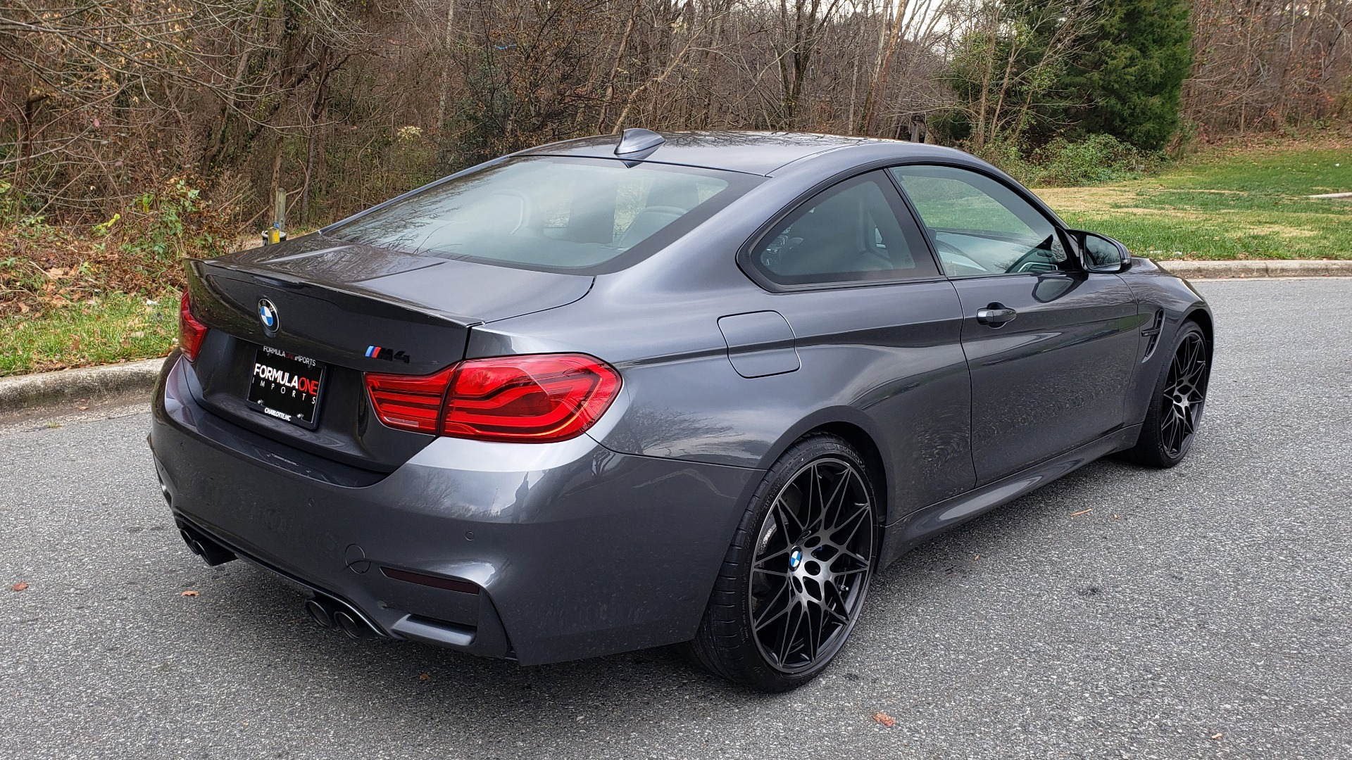 Used 2018 BMW M4 M-COMP / EXEC PKG / 7-SPD DBL CLUTCH / NAV / REARVIEW for sale Sold at Formula Imports in Charlotte NC 28227 7