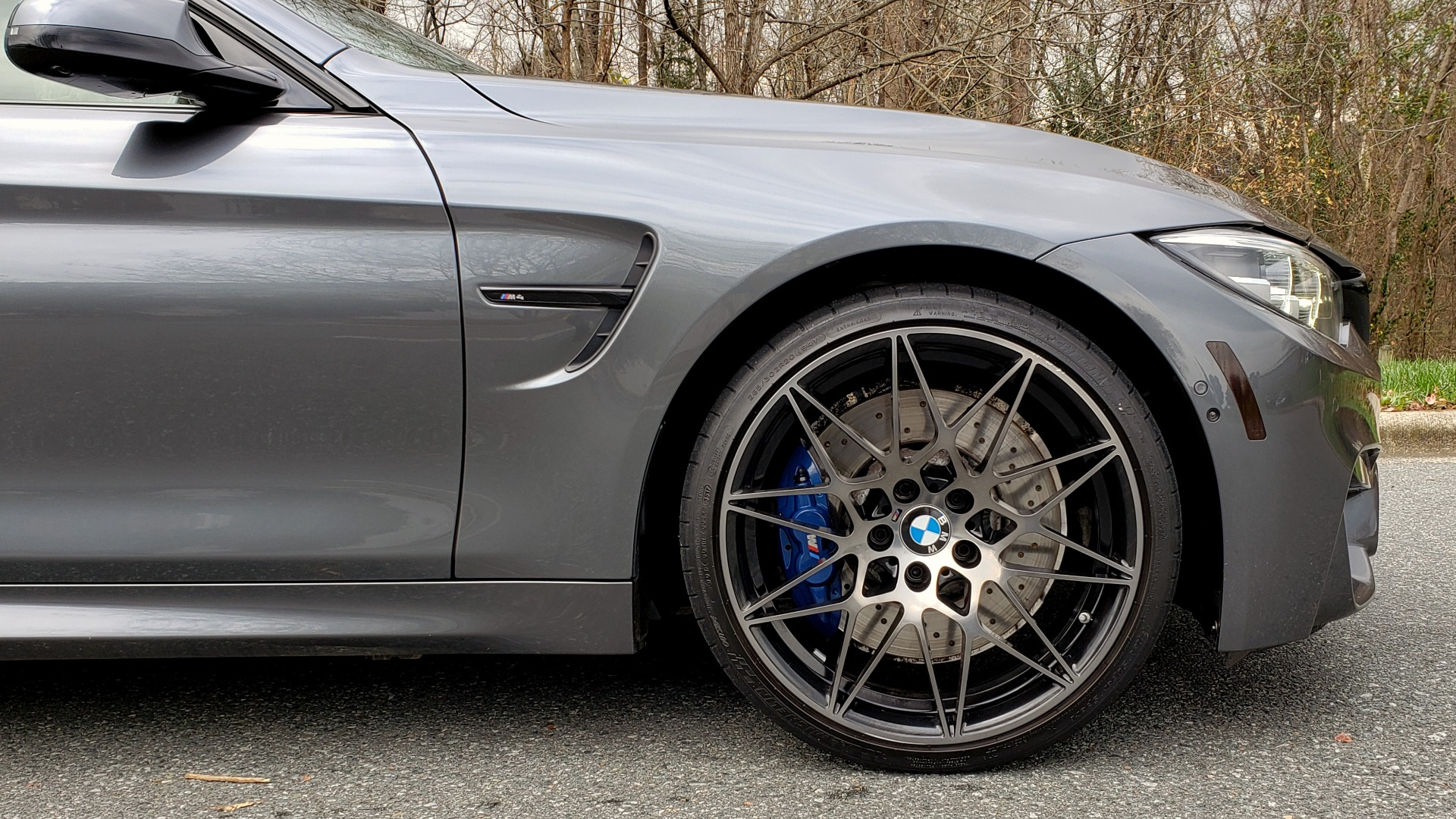 Used 2018 BMW M4 M-COMP / EXEC PKG / 7-SPD DBL CLUTCH / NAV / REARVIEW for sale Sold at Formula Imports in Charlotte NC 28227 71