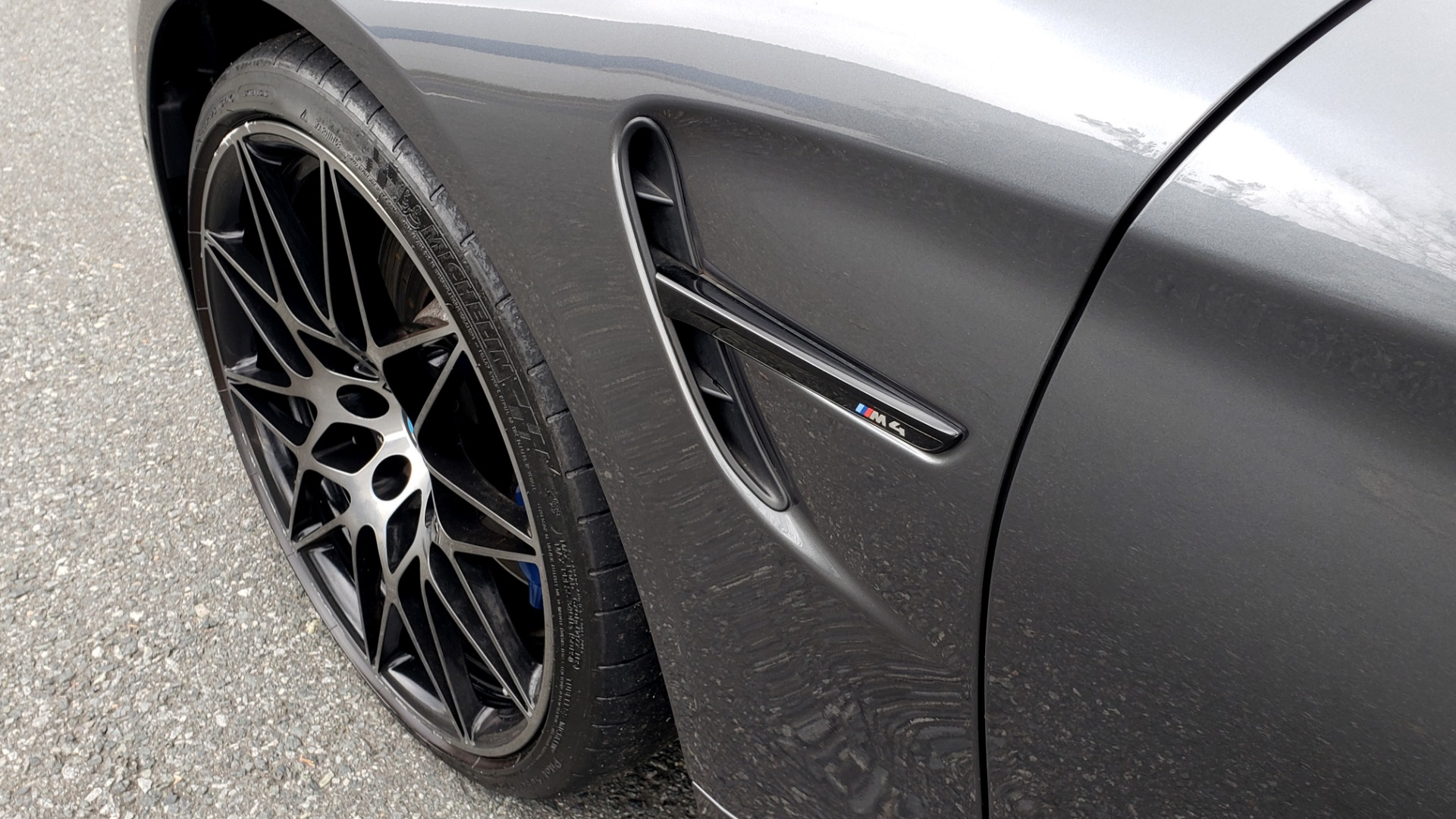 Used 2018 BMW M4 M-COMP / EXEC PKG / 7-SPD DBL CLUTCH / NAV / REARVIEW for sale Sold at Formula Imports in Charlotte NC 28227 9
