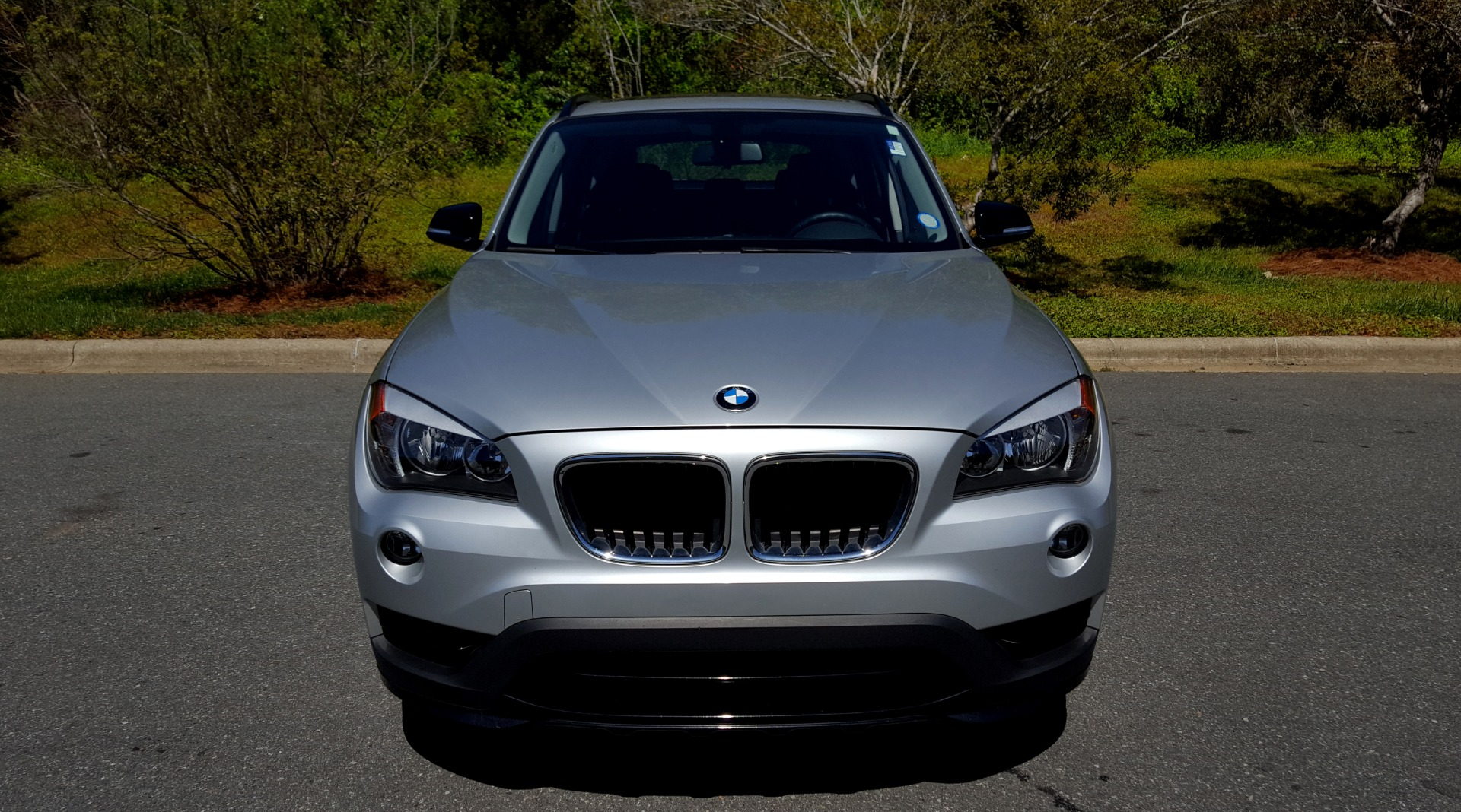 Used 2015 BMW X1 SDRIVE28I / SPORT LINE / PANO-ROOF / HTD STS / DUAL-ZONE CLIMATE for sale Sold at Formula Imports in Charlotte NC 28227 22