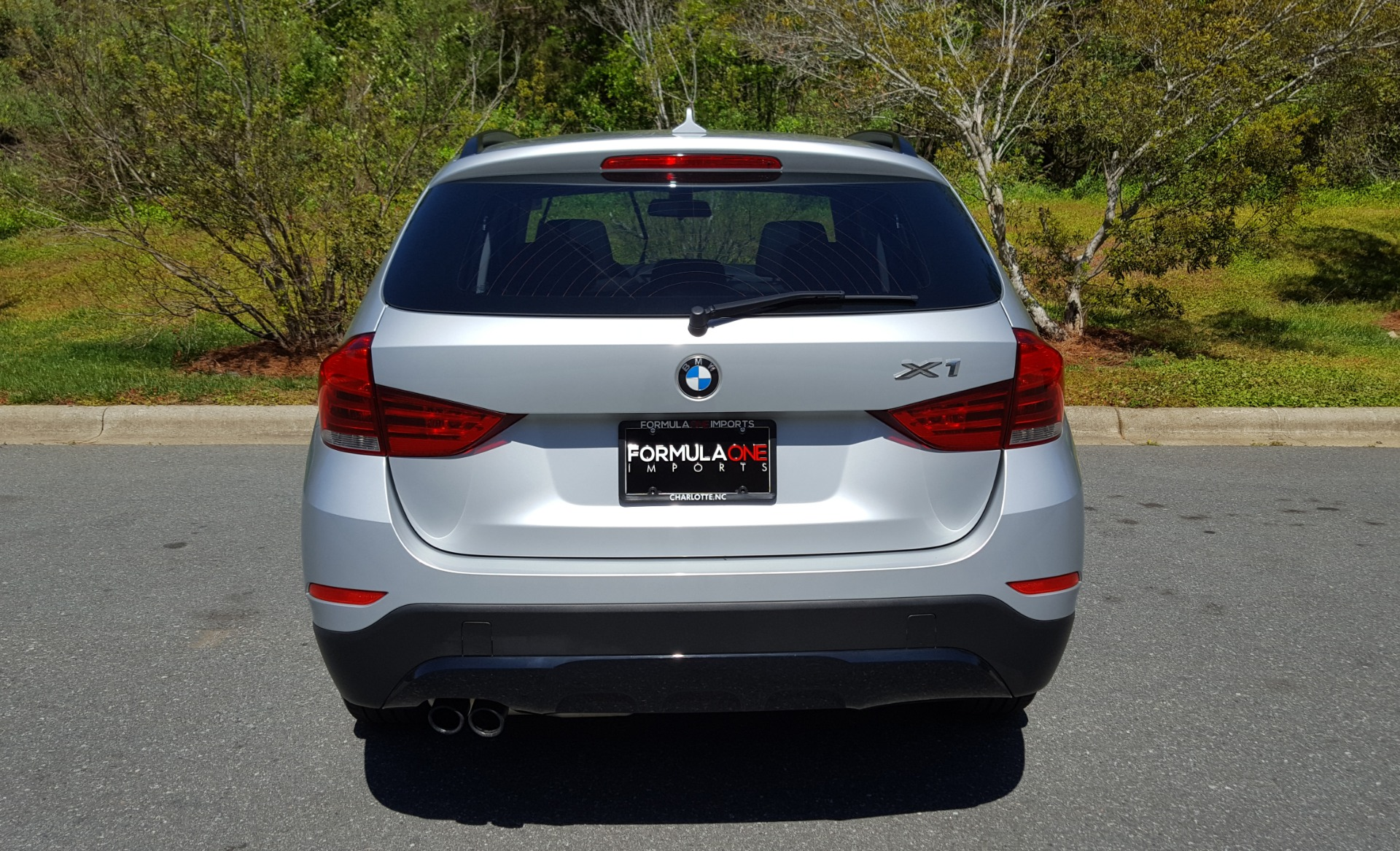 Used 2015 BMW X1 SDRIVE28I / SPORT LINE / PANO-ROOF / HTD STS / DUAL-ZONE CLIMATE for sale Sold at Formula Imports in Charlotte NC 28227 29