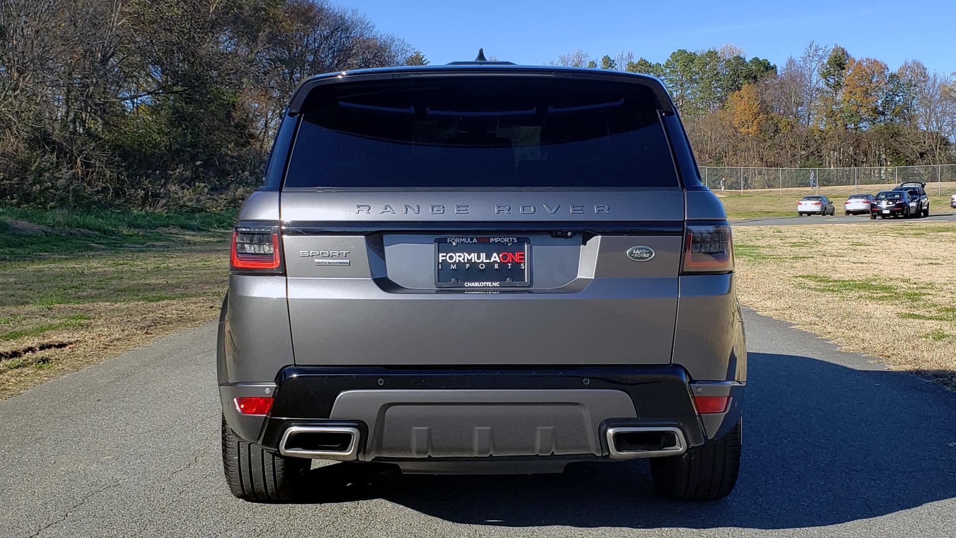 Used 2018 Land Rover RANGE ROVER SPORT DYNAMIC SC V8 / CLIMATE CMFRT / VISION ASST / MERIDIAN for sale Sold at Formula Imports in Charlotte NC 28227 12